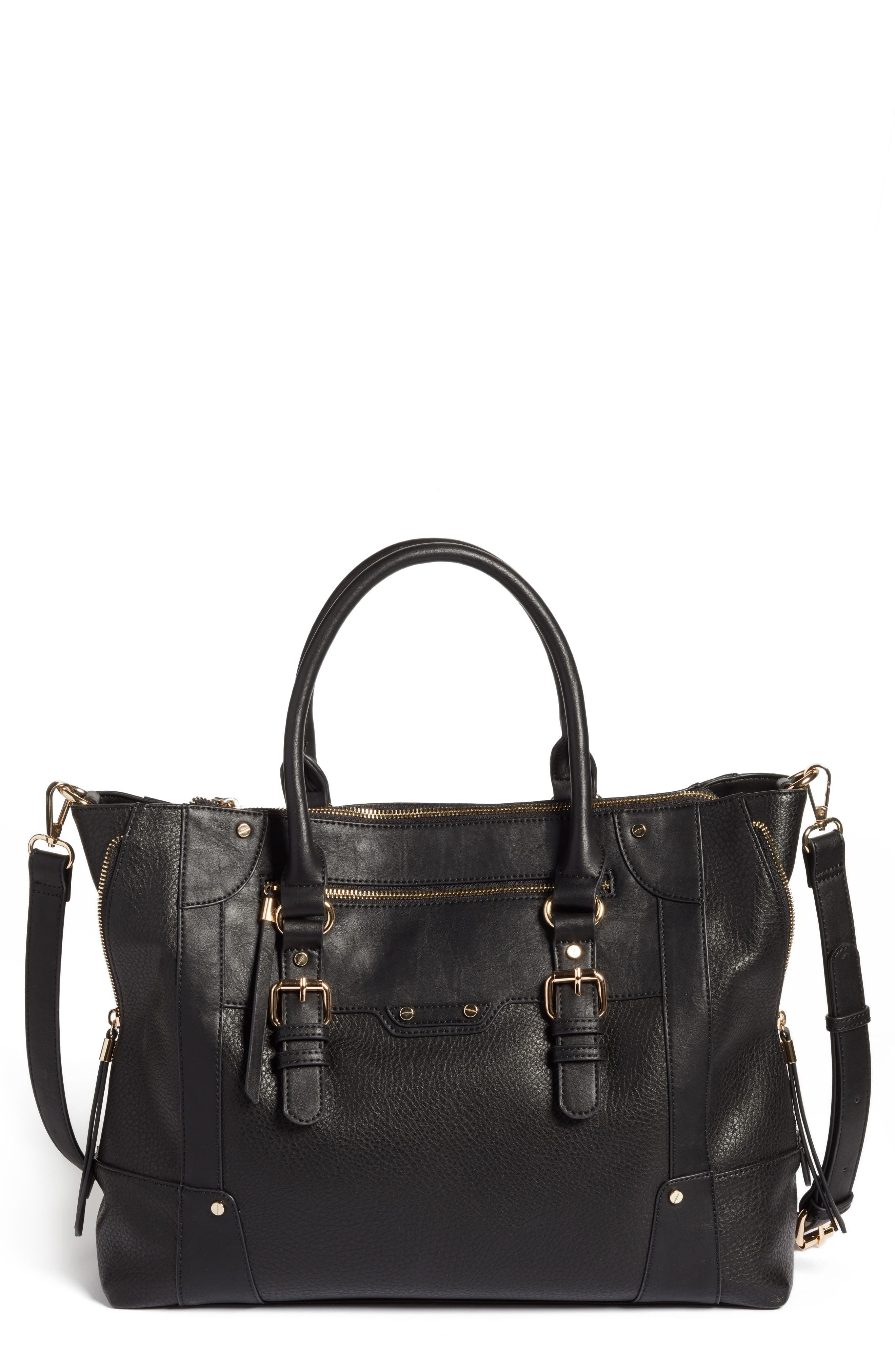 Sole Society Susan Faux Leather Tote