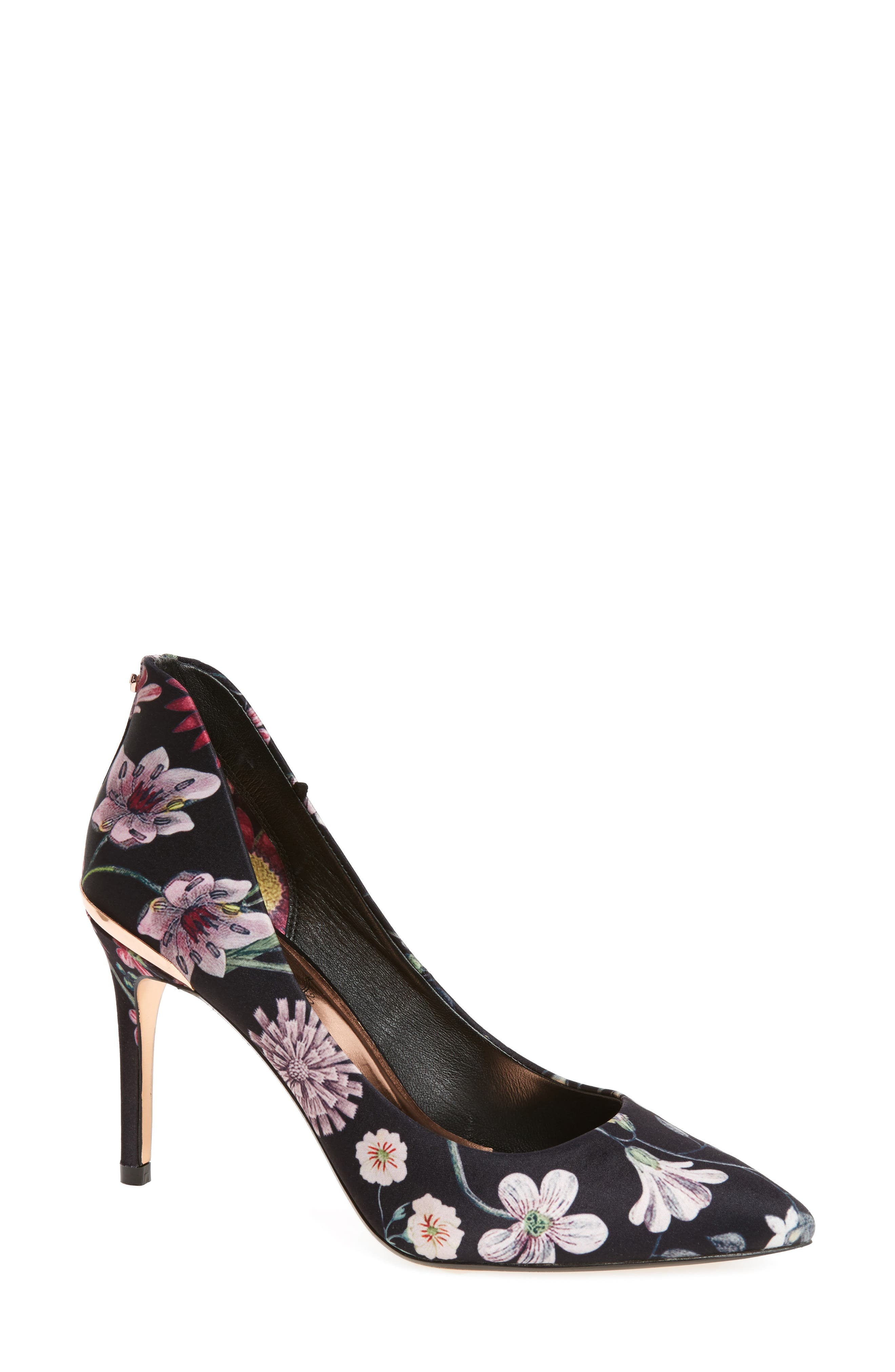 Ted Baker Savei Pointy Toe Pump (Women)