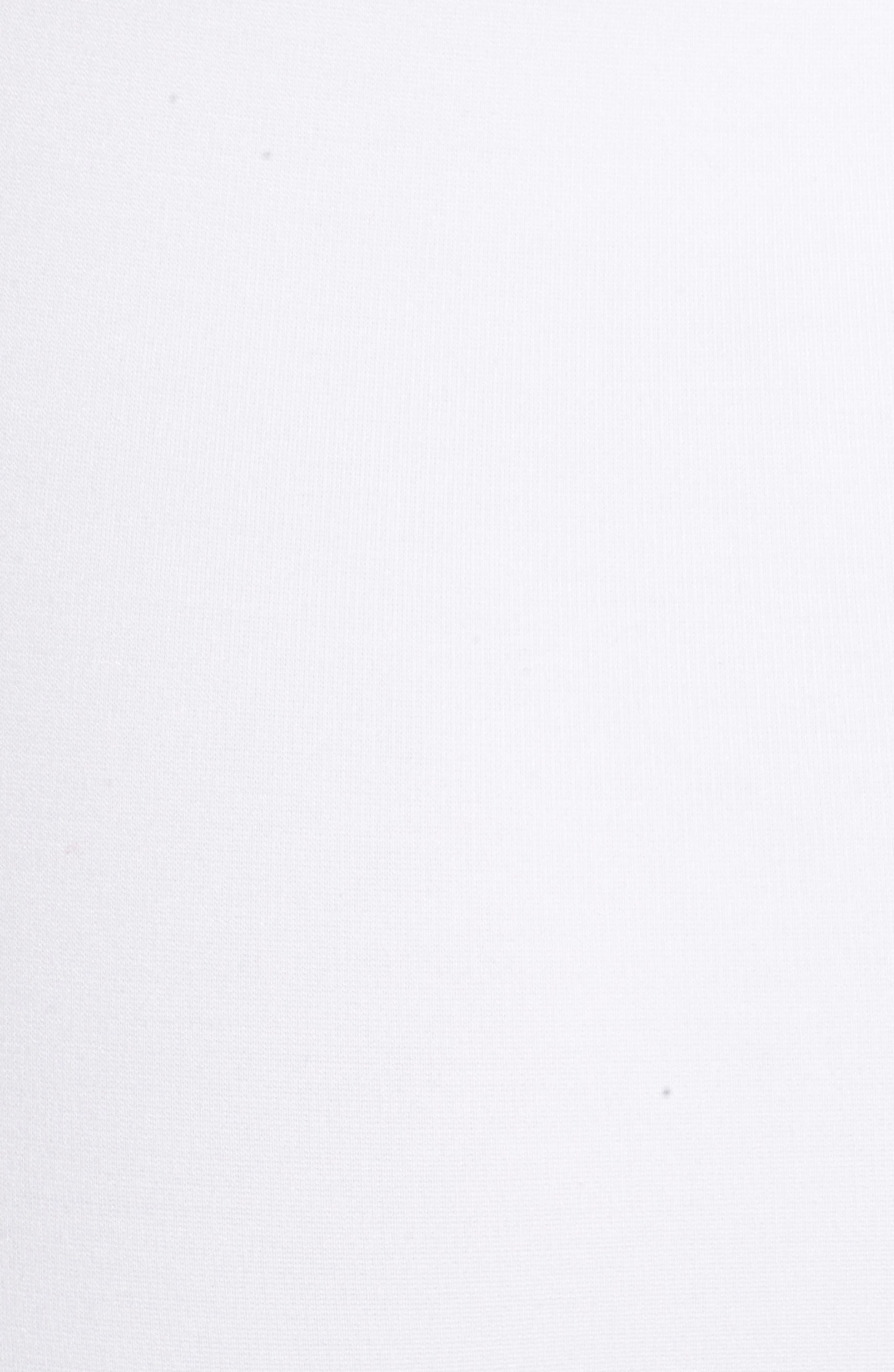 One-Shoulder Body-Con Minidress,                             Alternate thumbnail 5, color,                             Ivory