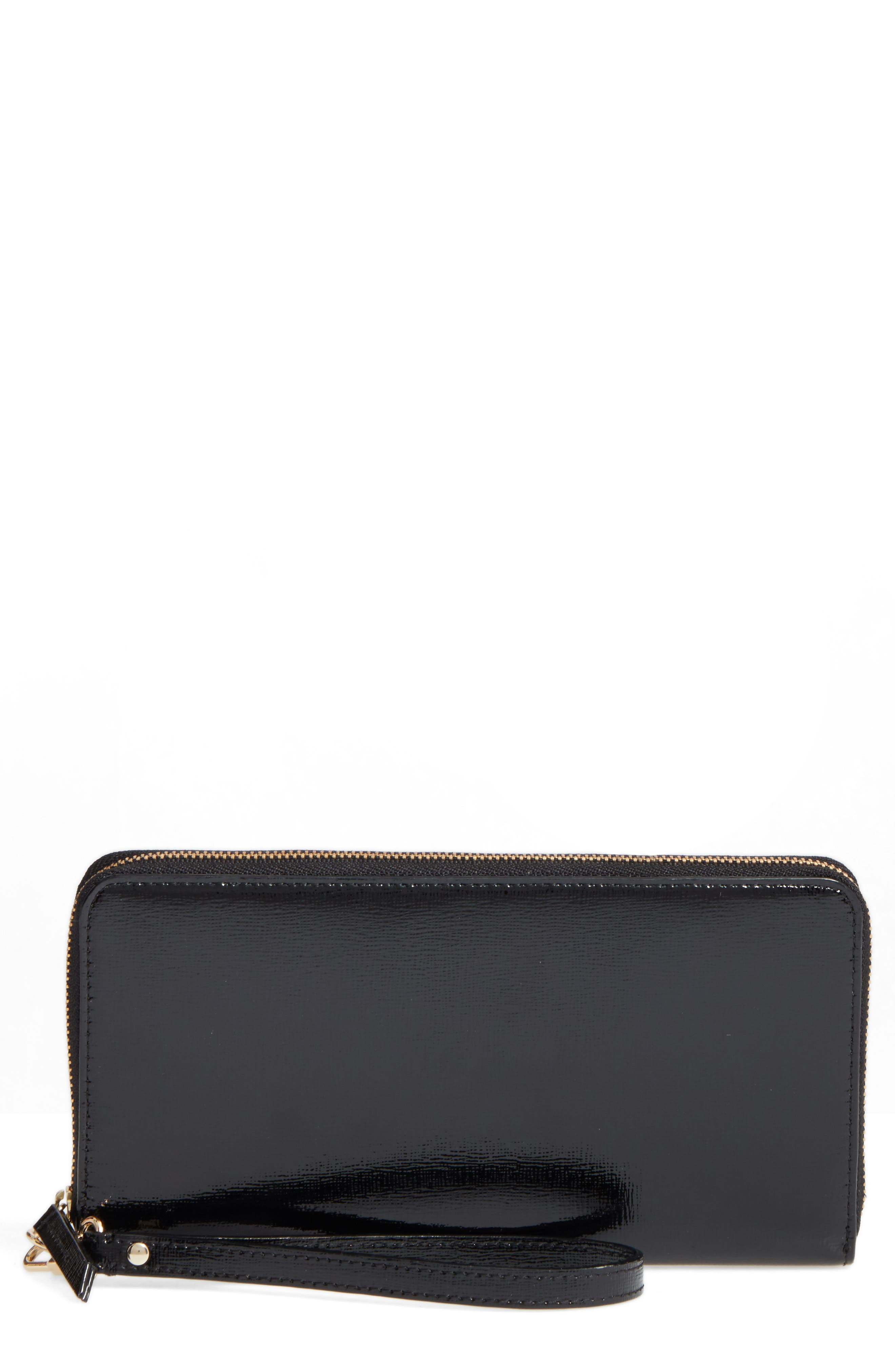 Nordstrom Slim Leather Wallet