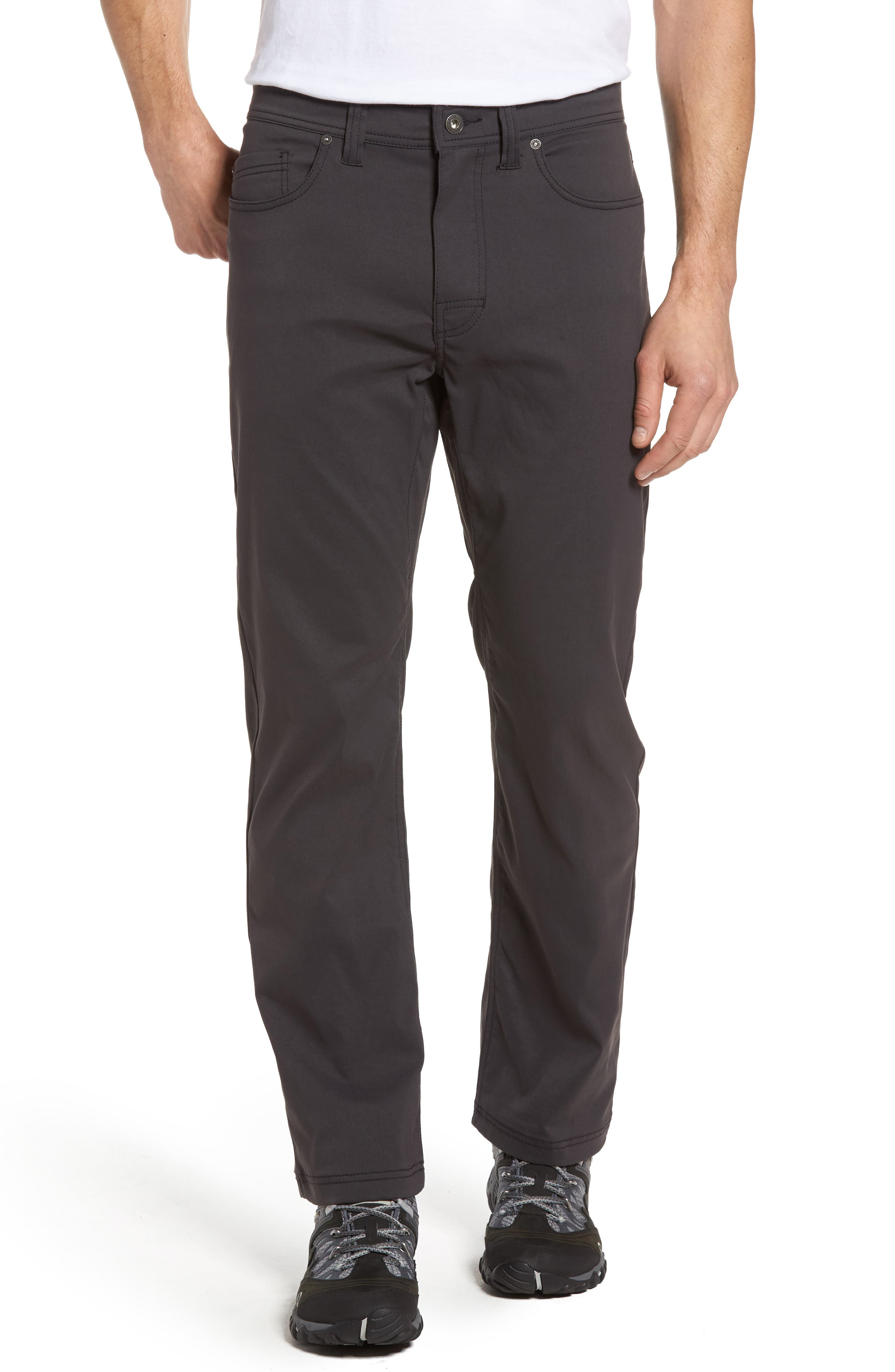Alternate Image 1 Selected - prAna Brion Slim Fit Pants