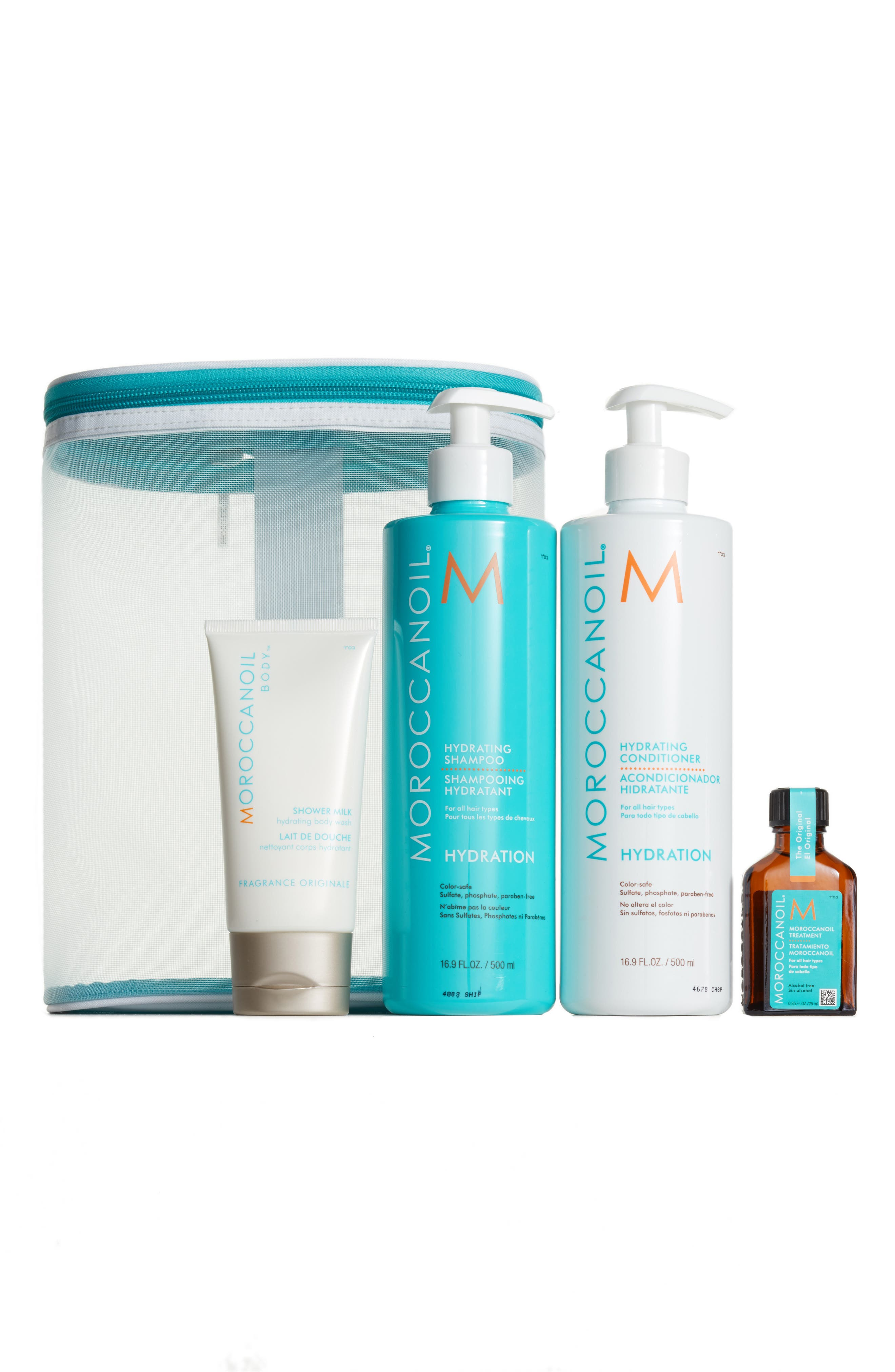 Alternate Image 1 Selected - MOROCCANOIL® The Ultimate Hydration Collection (Nordstrom Exclusive) ($112 Value)