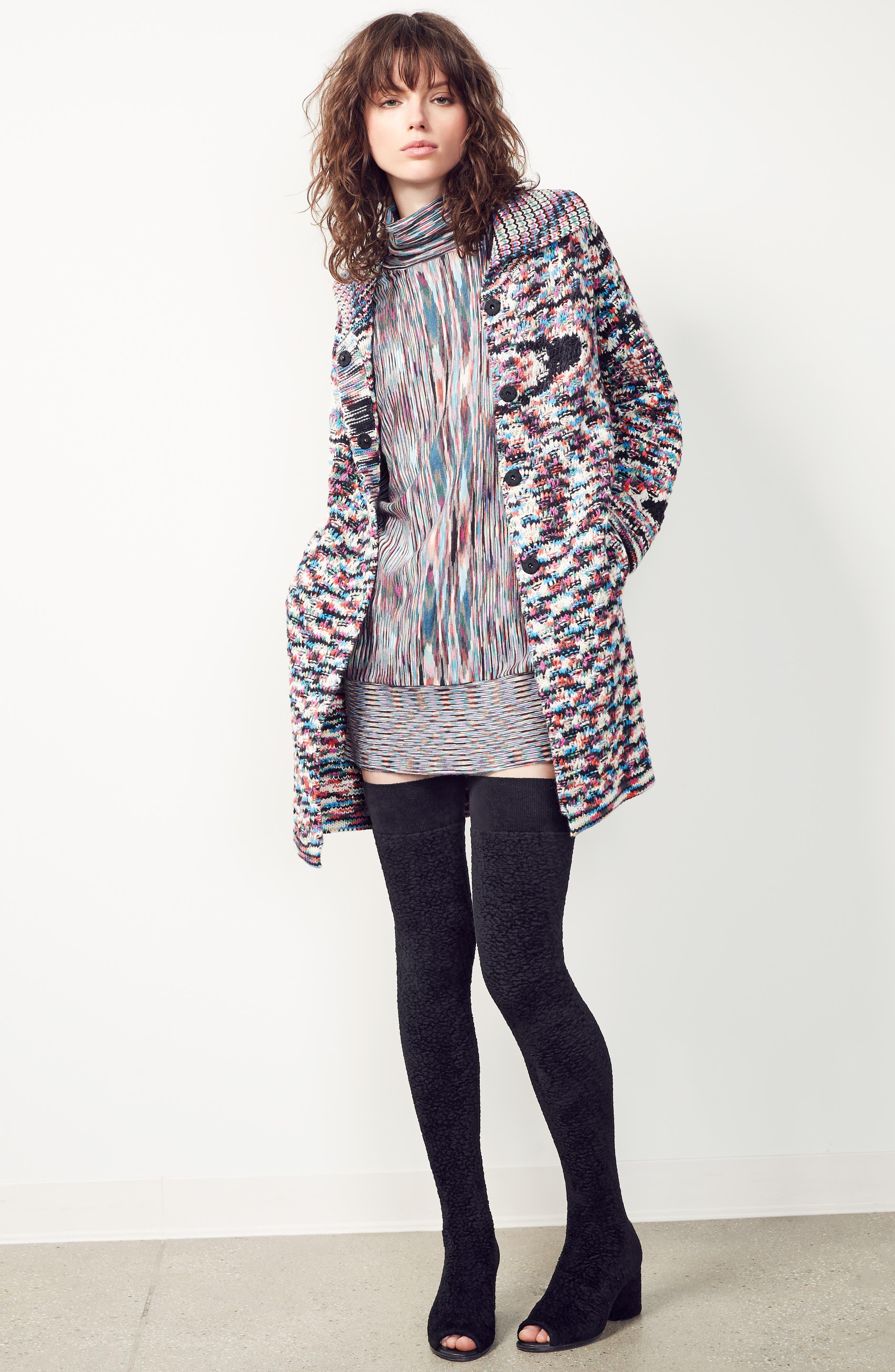 Alternate Image 8  - Missoni Space Dye Knit Dress
