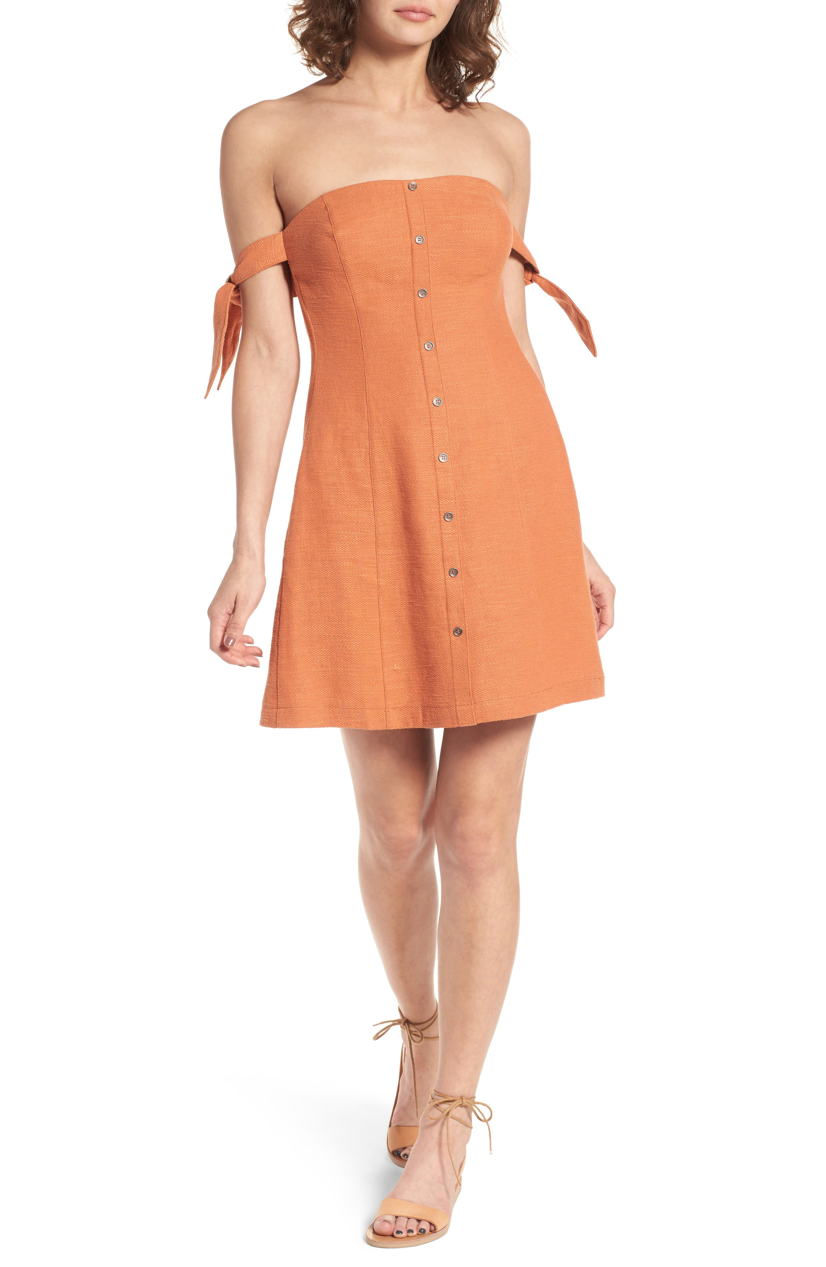 ASTR the Label Araceli Minidress