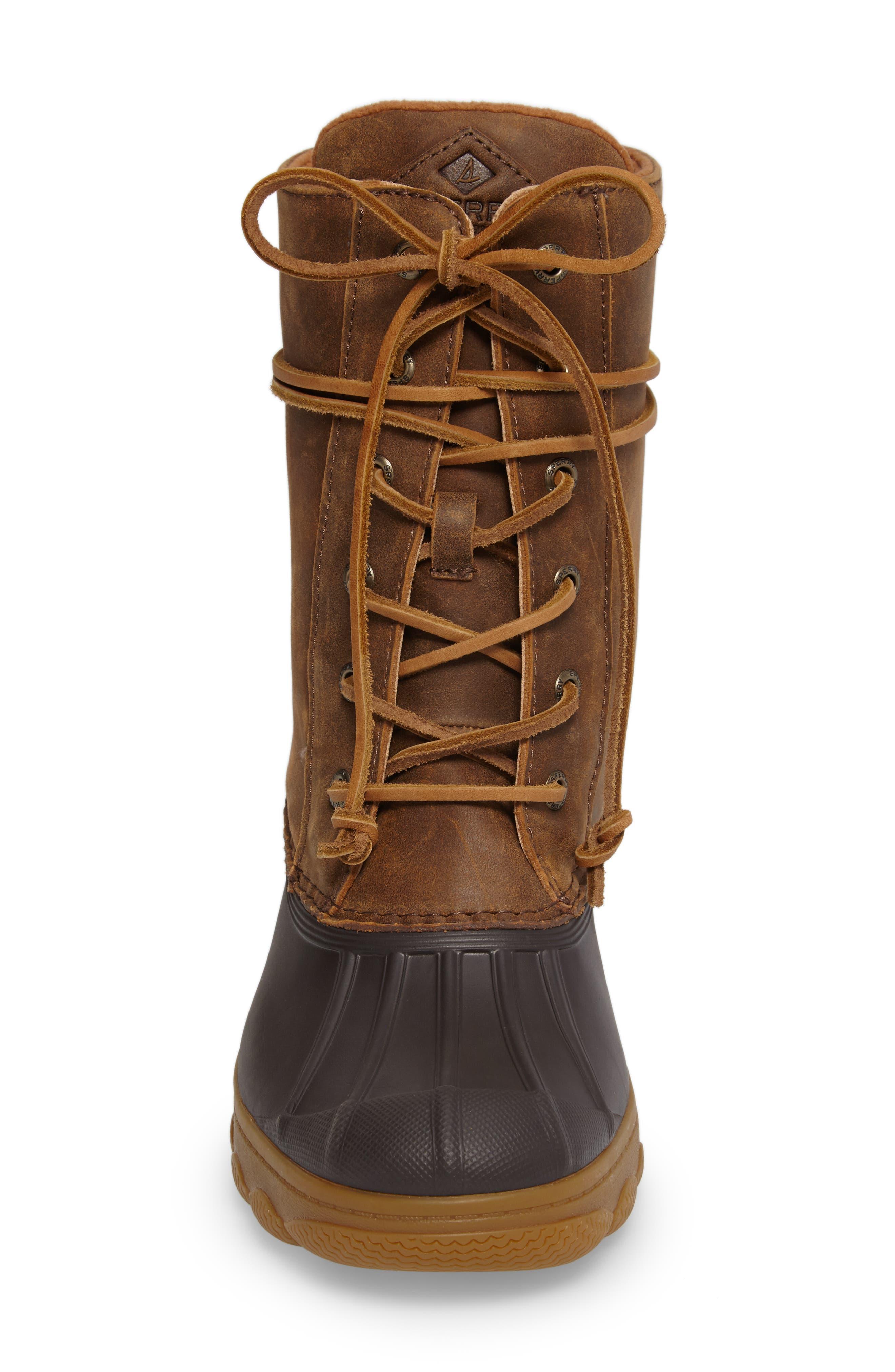 Alternate Image 4  - Sperry Saltwater Wedge Reeve Waterproof Boot (Women)