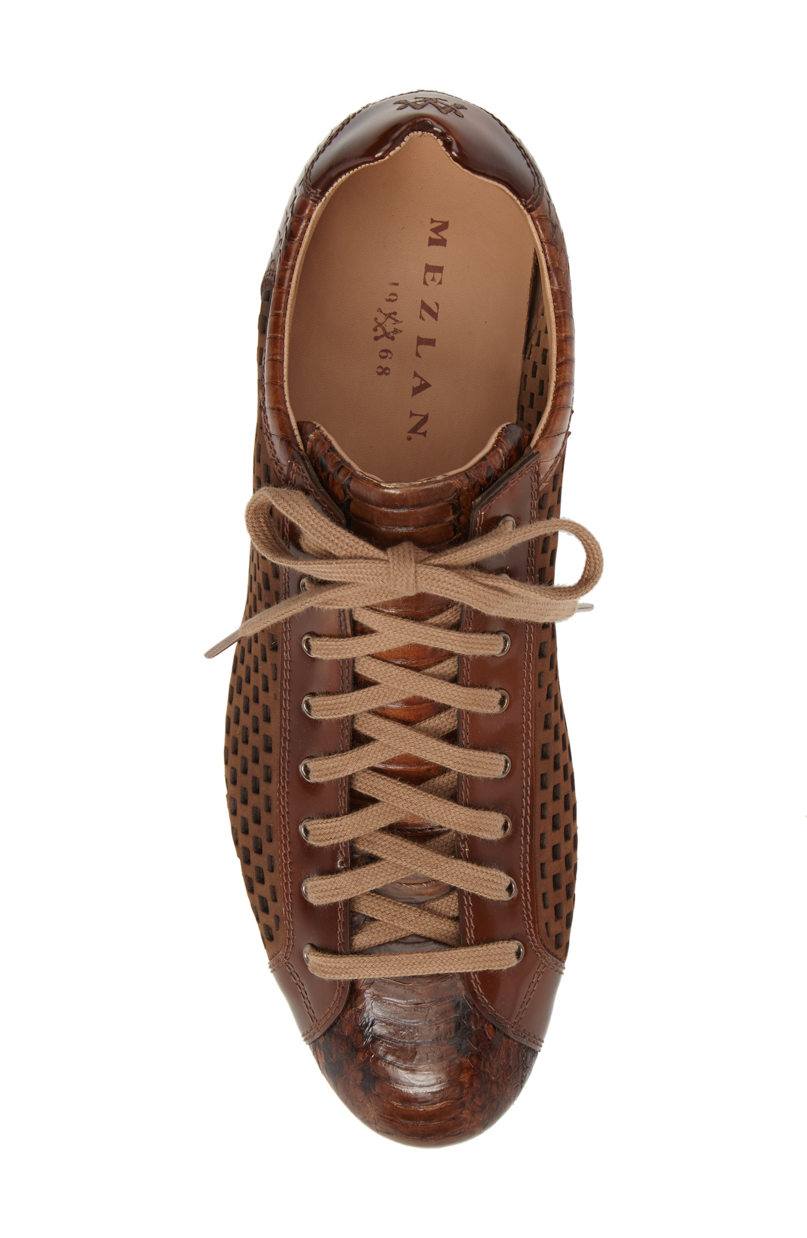 Alternate Image 5  - Mezlan Scharf Sneaker (Men)