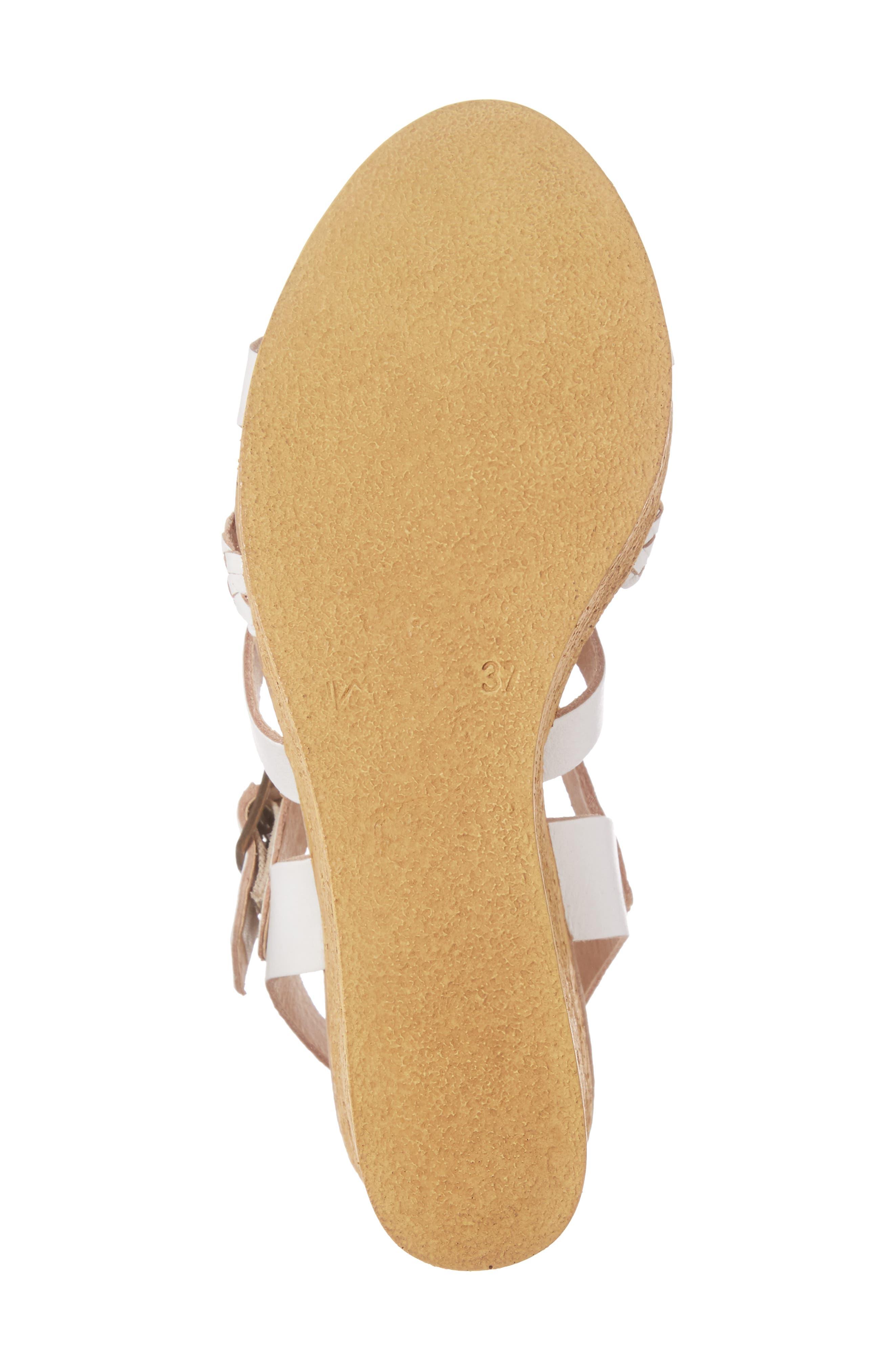 Alternate Image 6  - Sbicca Pluto Wedge Sandal (Women)