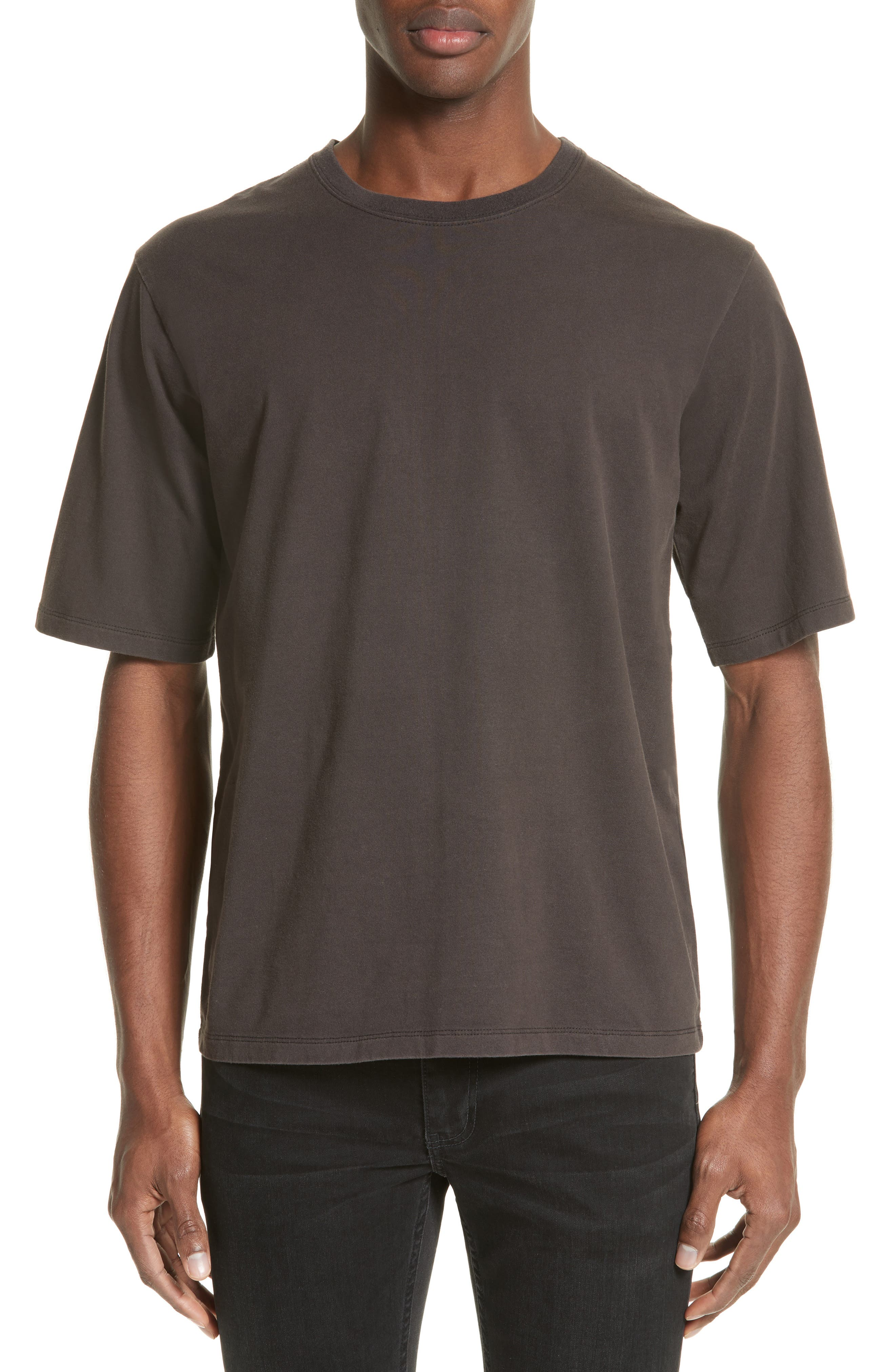 Type-01 T-Shirt,                         Main,                         color, Washed Black
