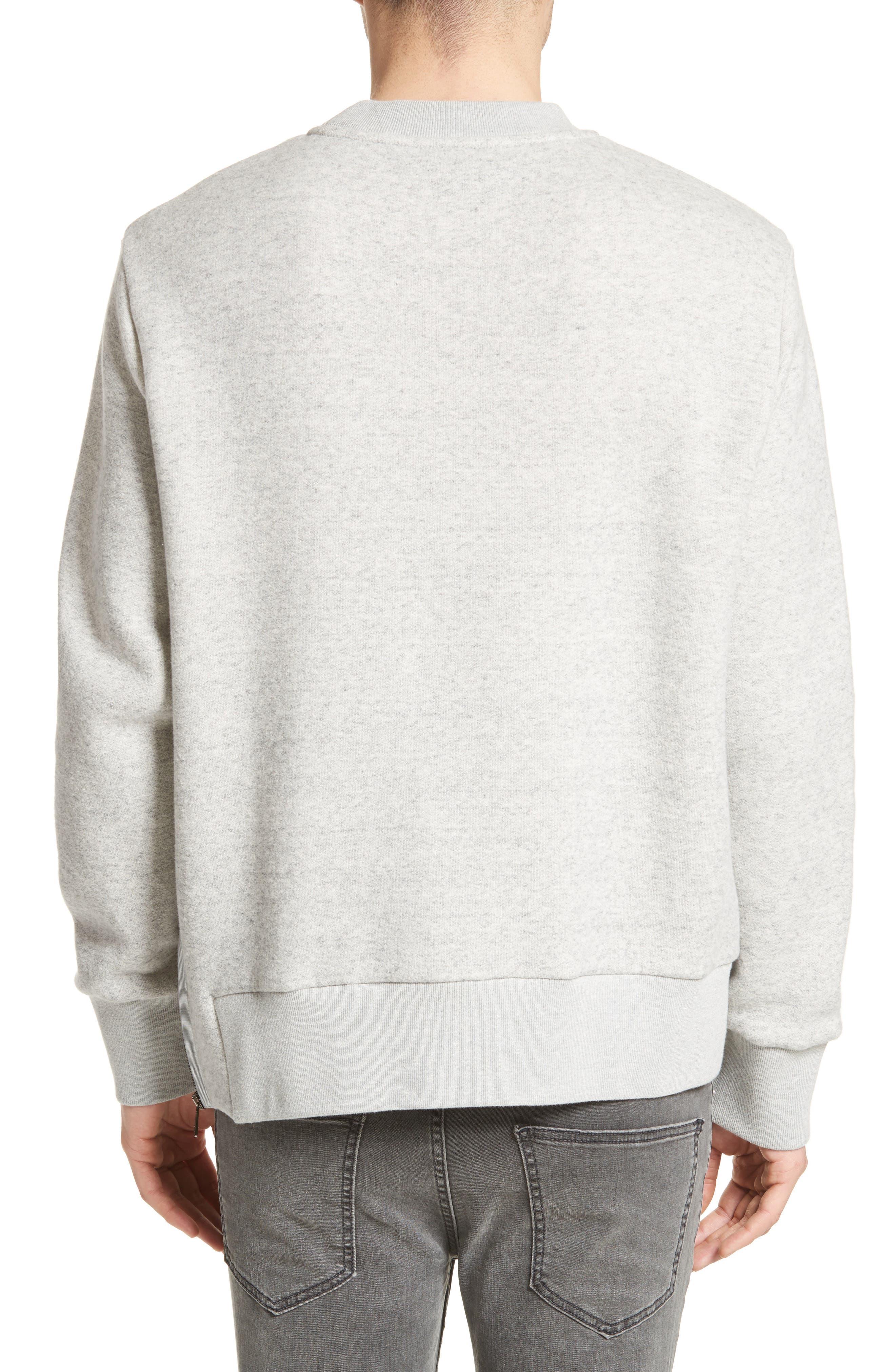 Alternate Image 2  - Moncler Maglia Girocollo Sweatshirt
