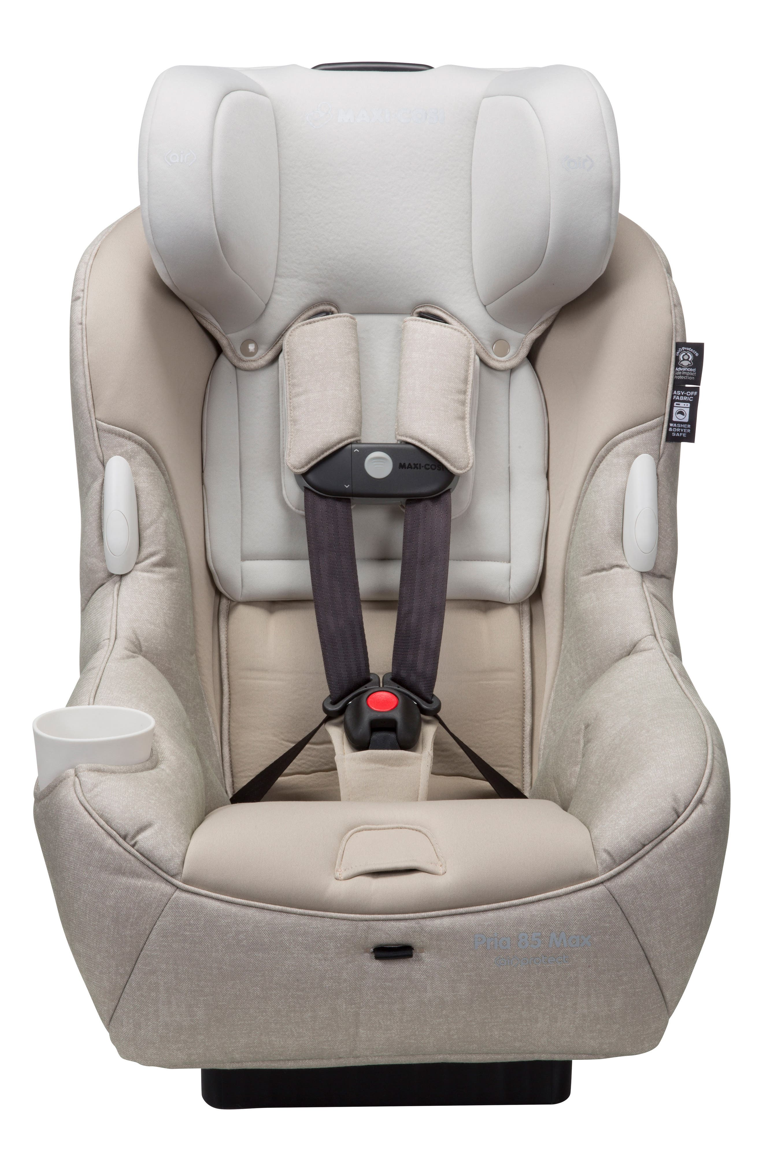 Pria<sup>™</sup> 85 Max Nomad Collection Convertible Car Seat,                             Alternate thumbnail 4, color,                             Nomad Sand