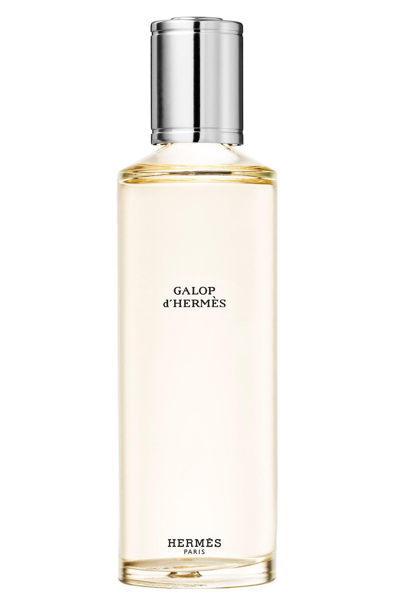 Galop d'Hermès - Parfum Refill,                             Main thumbnail 1, color,                             No Color
