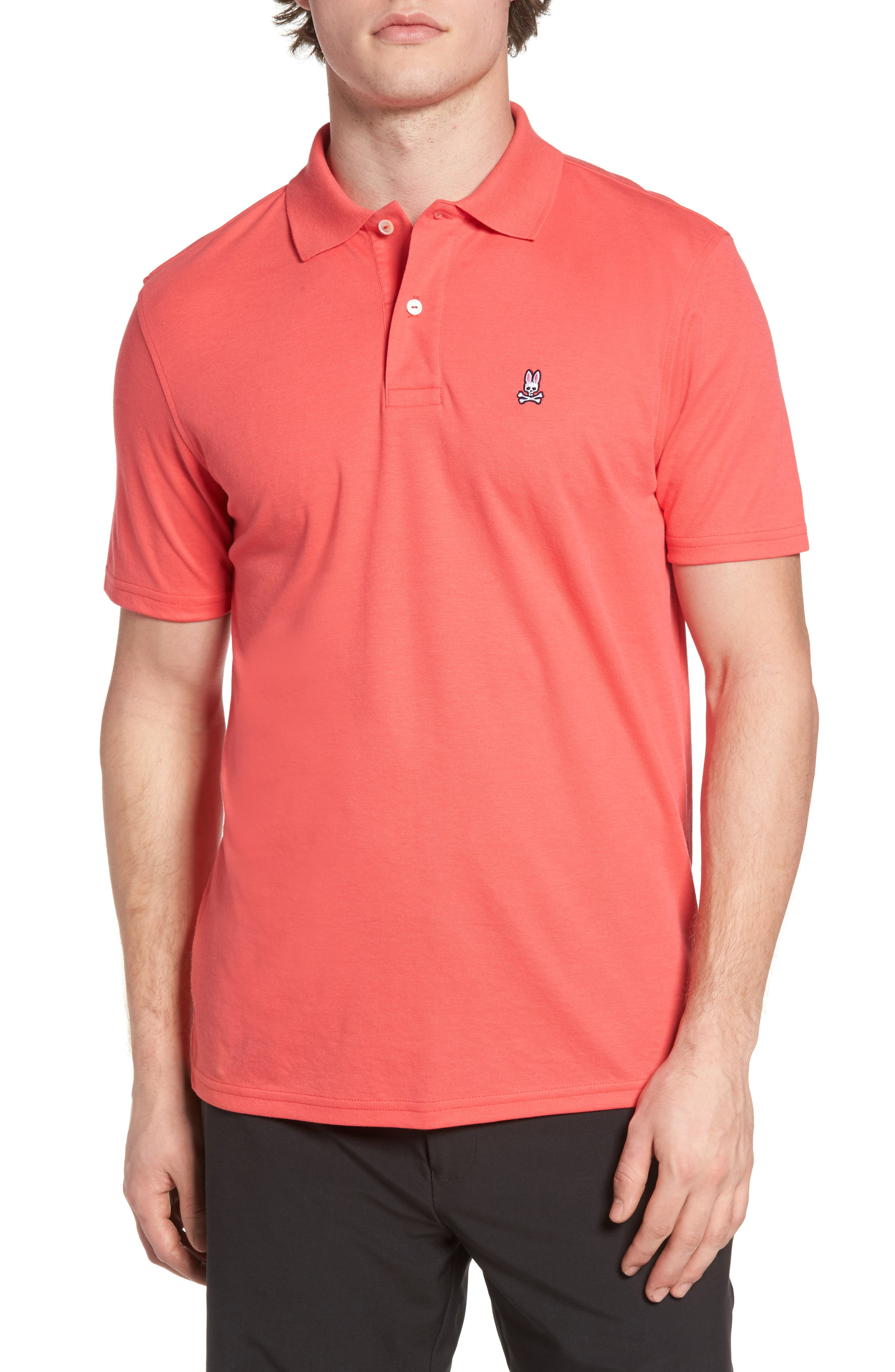Golf Polo,                         Main,                         color, Punch