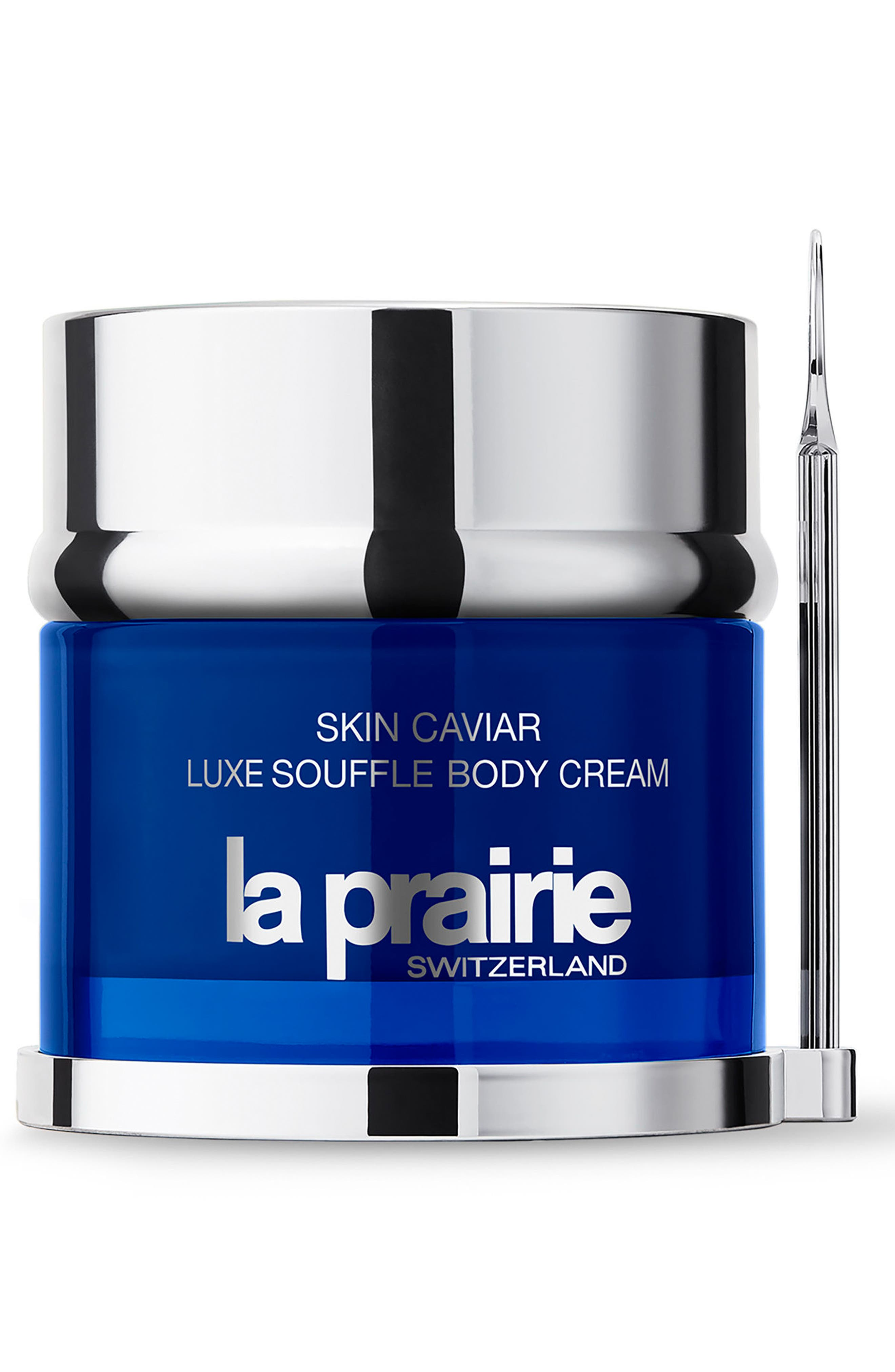 Skin Caviar Luxe Soufflé Body Cream,                             Main thumbnail 1, color,                             No Color