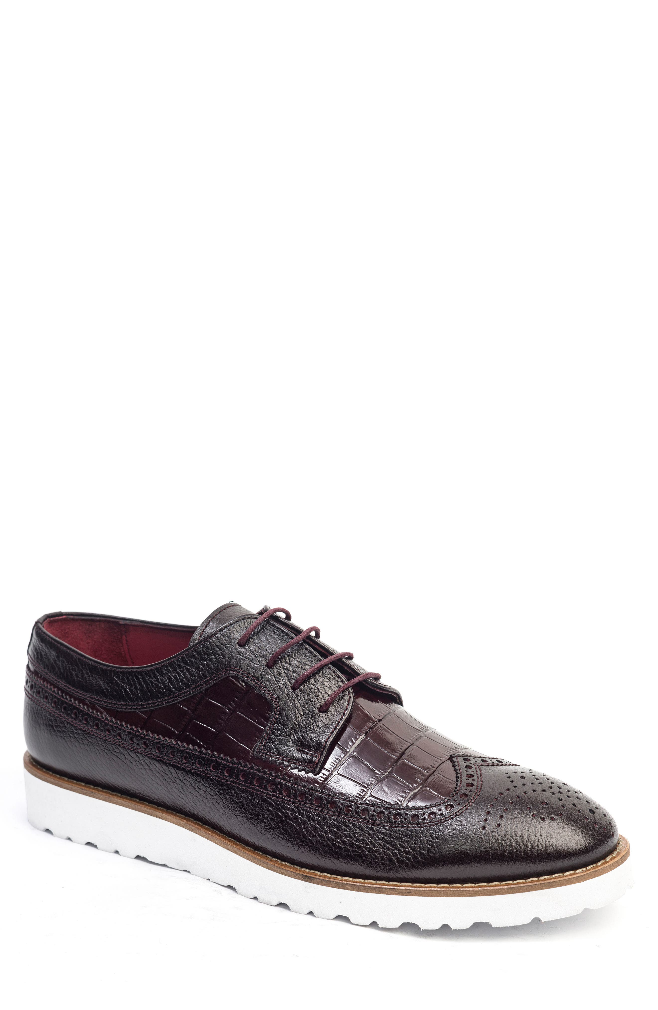 Jared Lang Lugged Wingtip (Men)