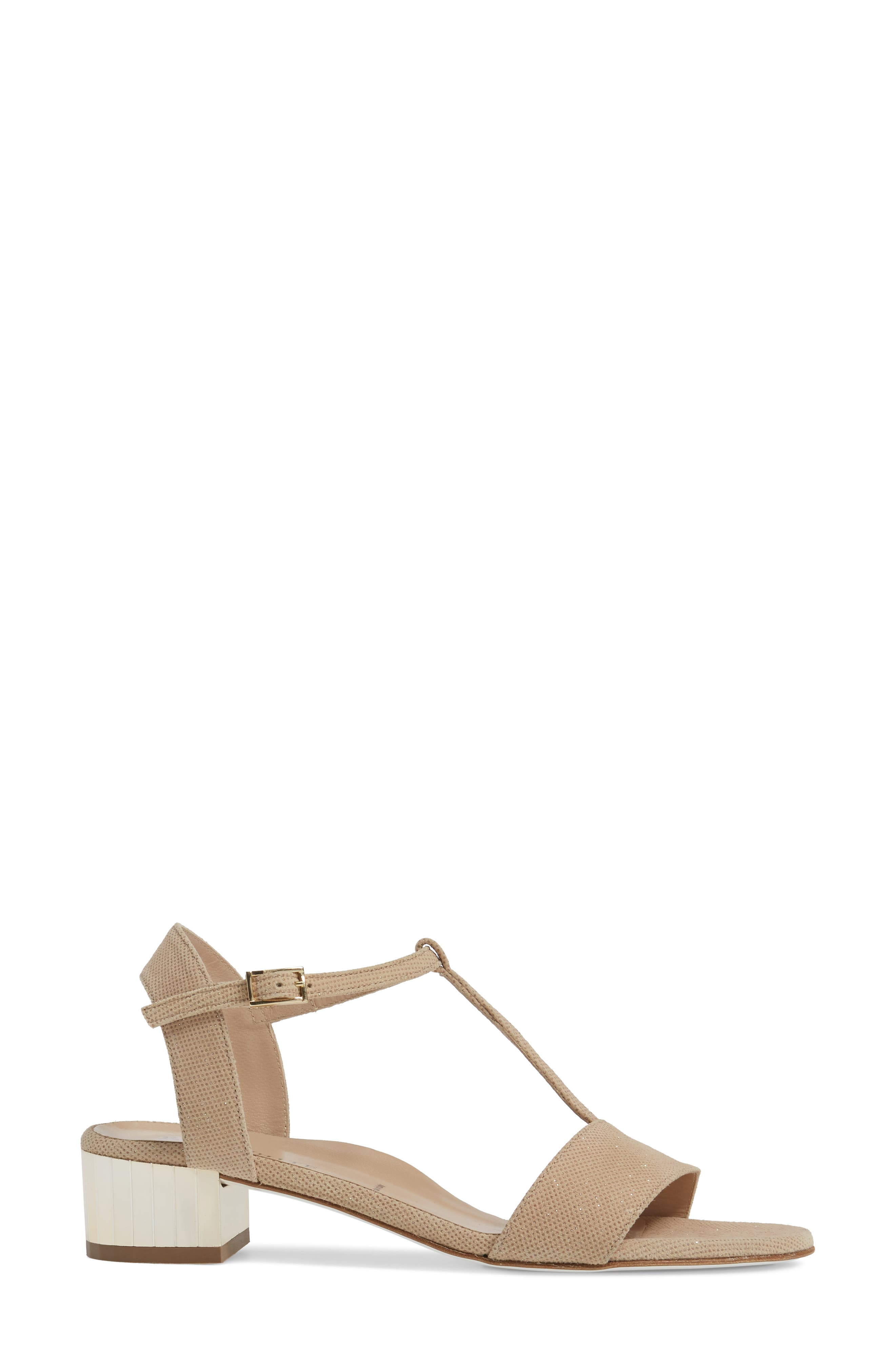 Alternate Image 3  - Ron White Esme T-Strap Sandal (Women)