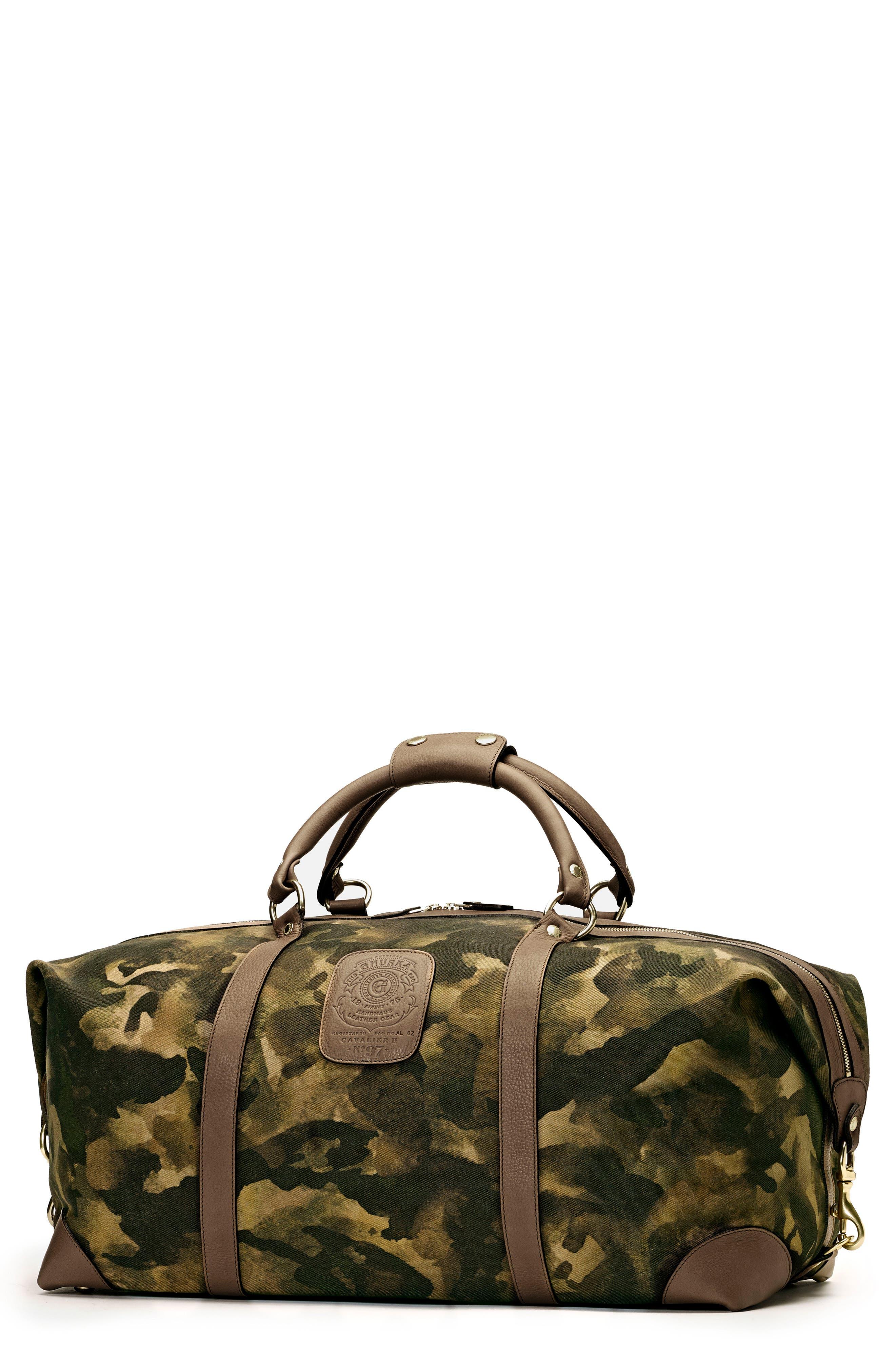 GHURKA Cavalier II Duffel Bag