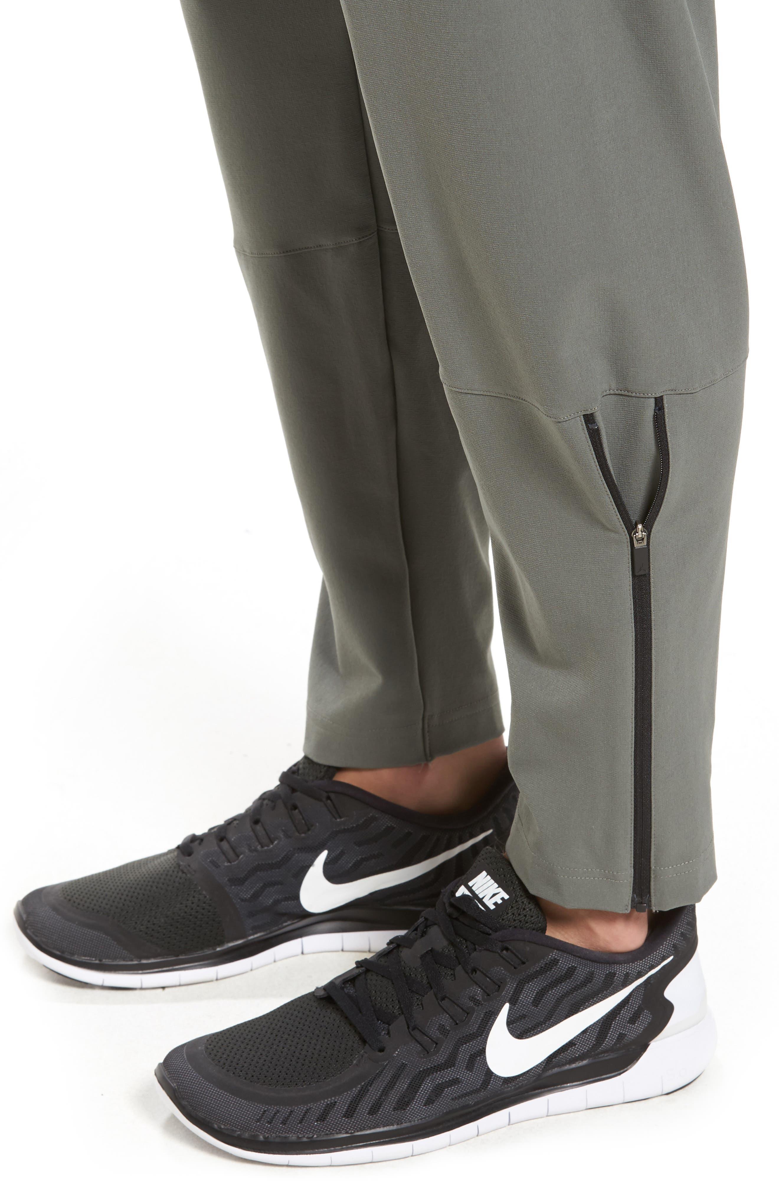 Alternate Image 4  - Nike Jordan 23 Tech Shield Pants