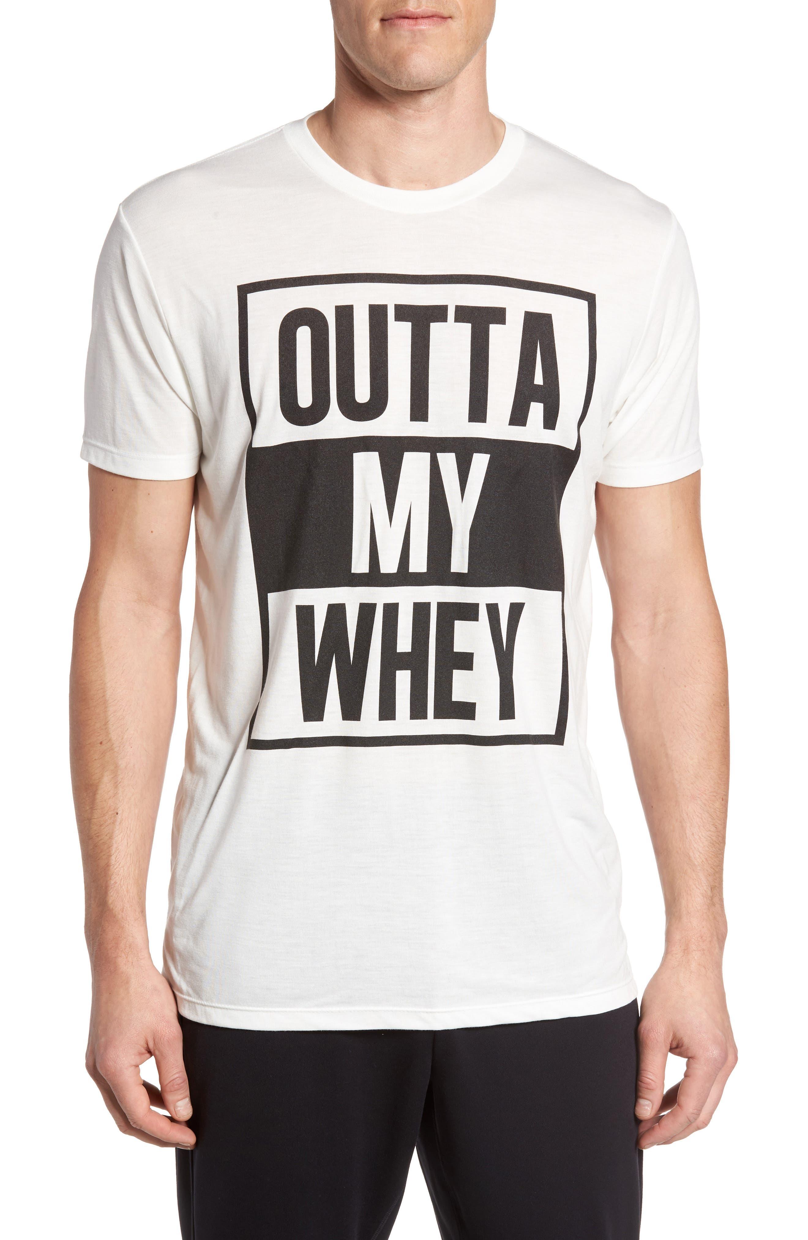 Zella Outta My Whey Graphic T-Shirt