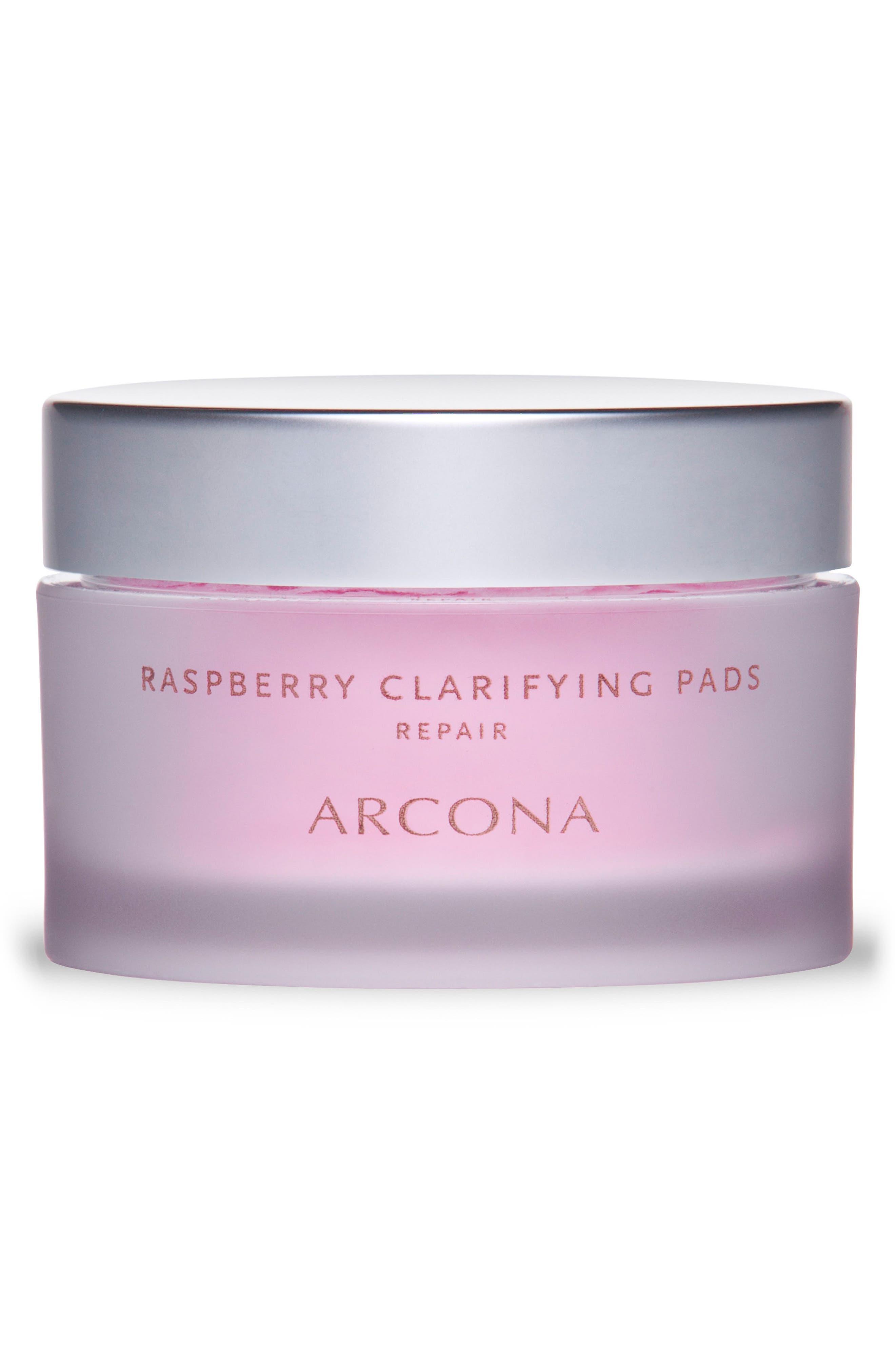 Main Image - ARCONA Raspberry Clarifying Pads