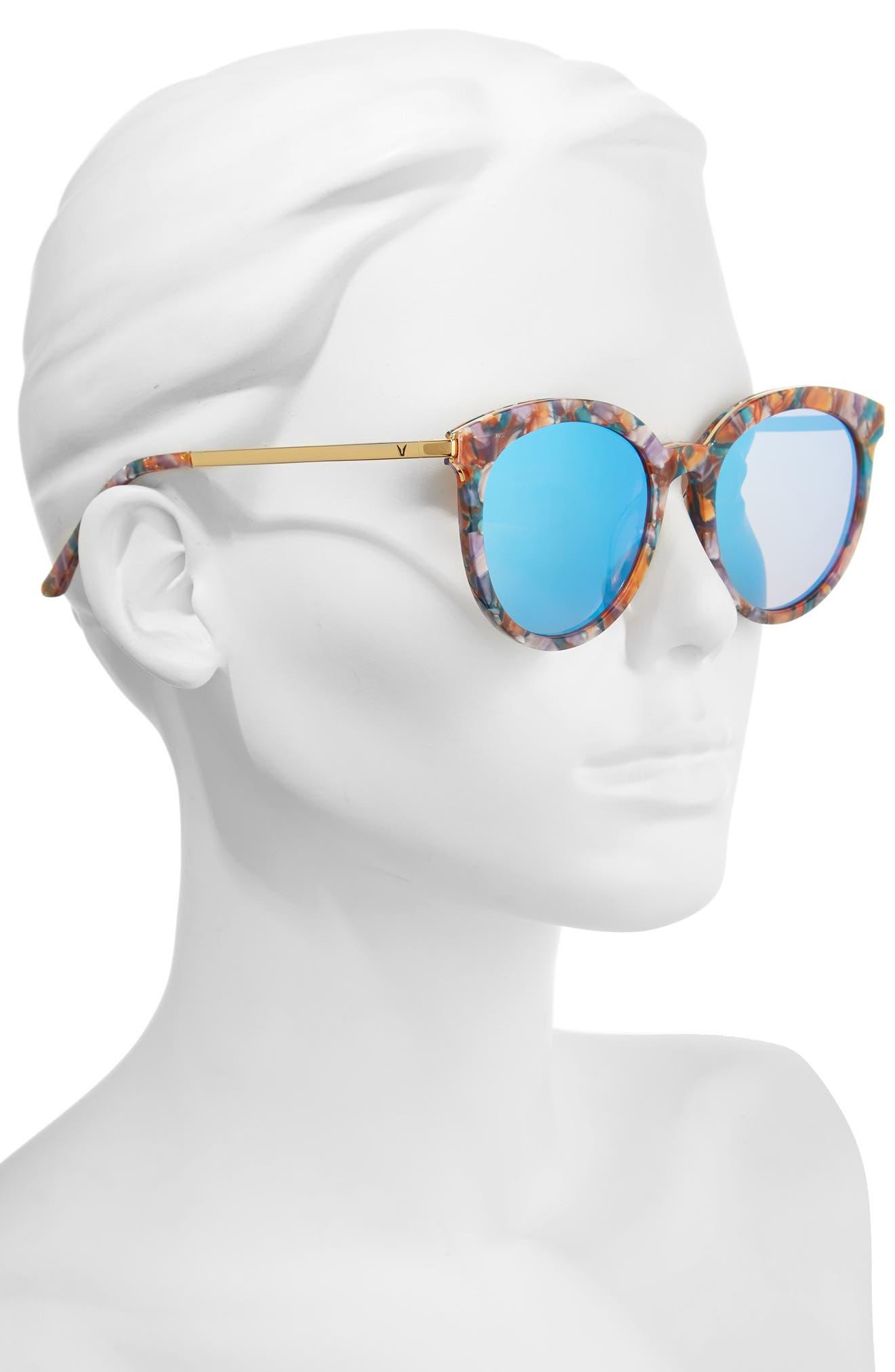 Alternate Image 2  - Gentle Monster Vanilla Road 54mm Rounded Sunglasses