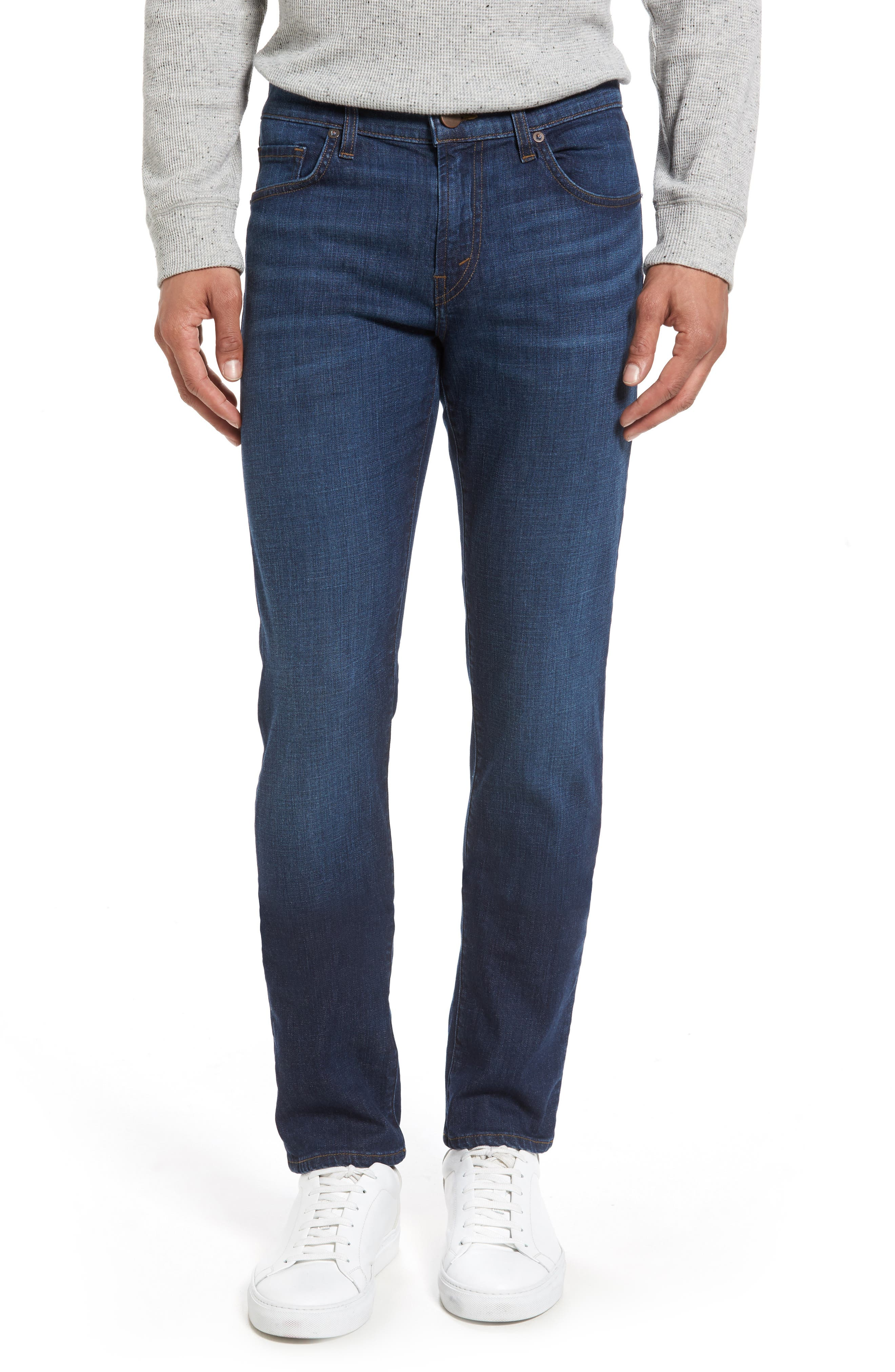 J Brand Tyler Slim Fit Jeans (Analytics)
