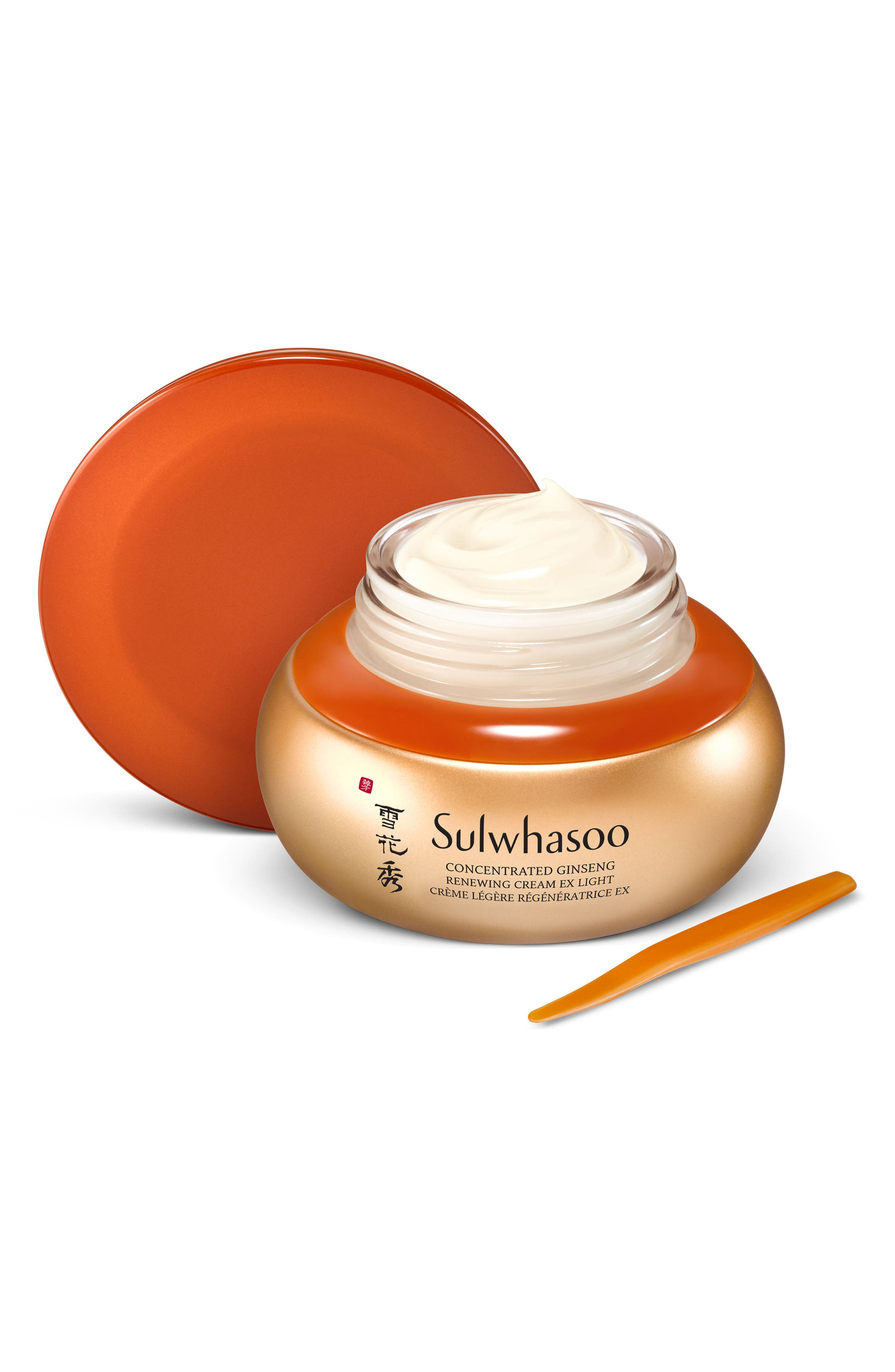Alternate Image 2  - Sulwhasoo Concentrated Ginseng Renewing Cream EX Light