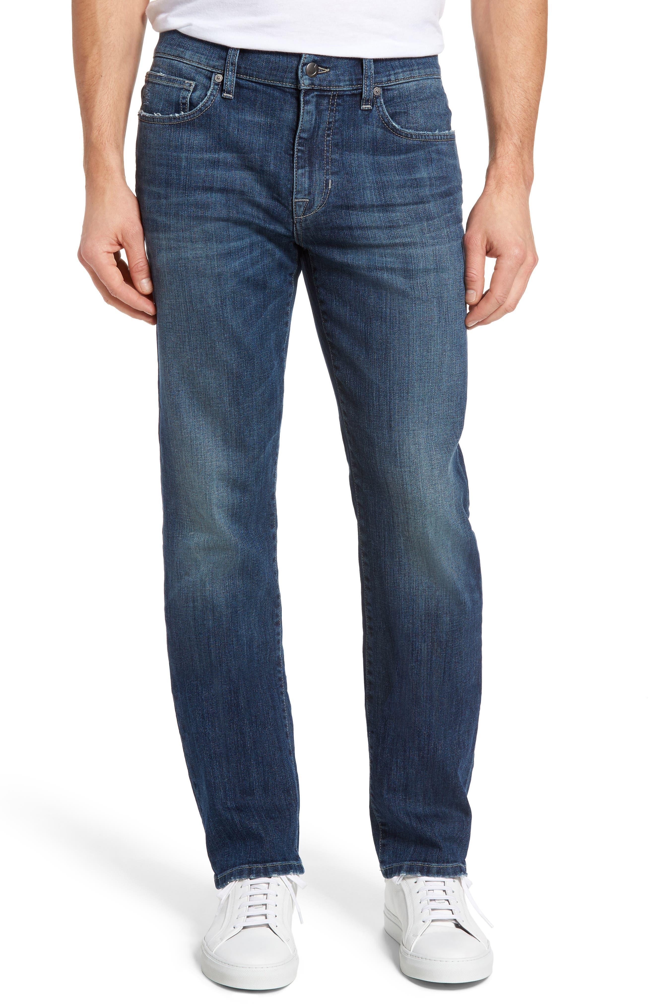 Joe's Classic Straight Leg Jeans (Haddon)