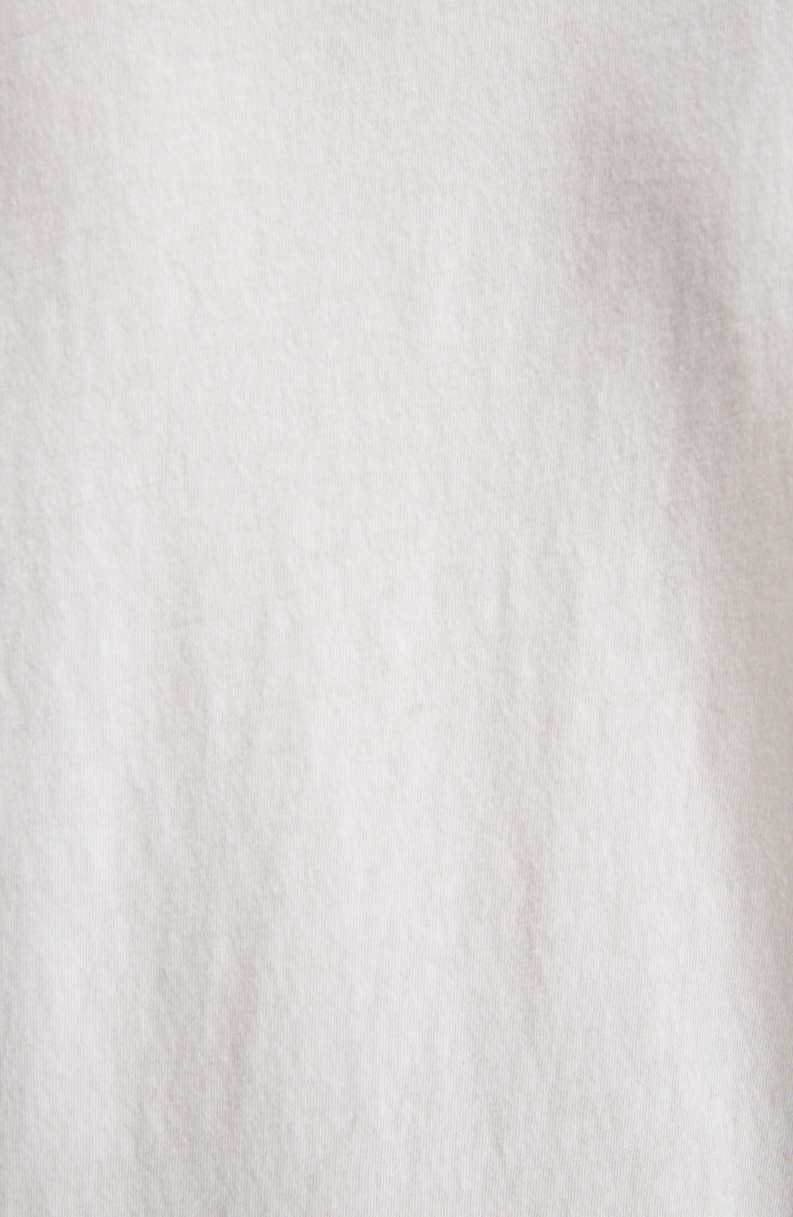 Alternate Image 3  - Saint Laurent S & L Logo Print Tee
