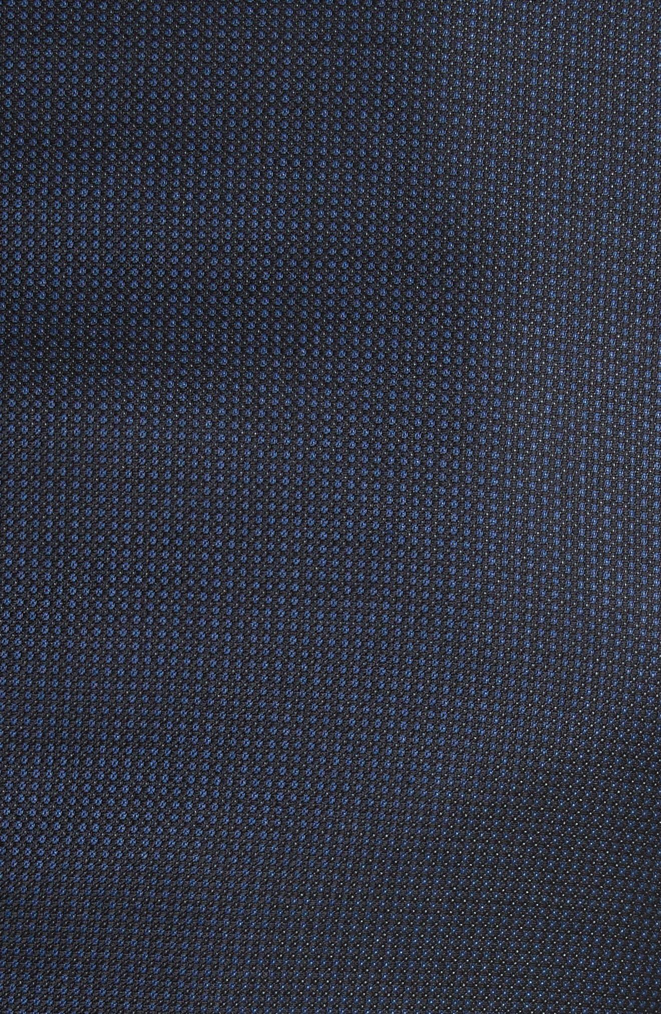 Alternate Image 7  - Burberry Millbank Trim Fit Wool & Silk Suit