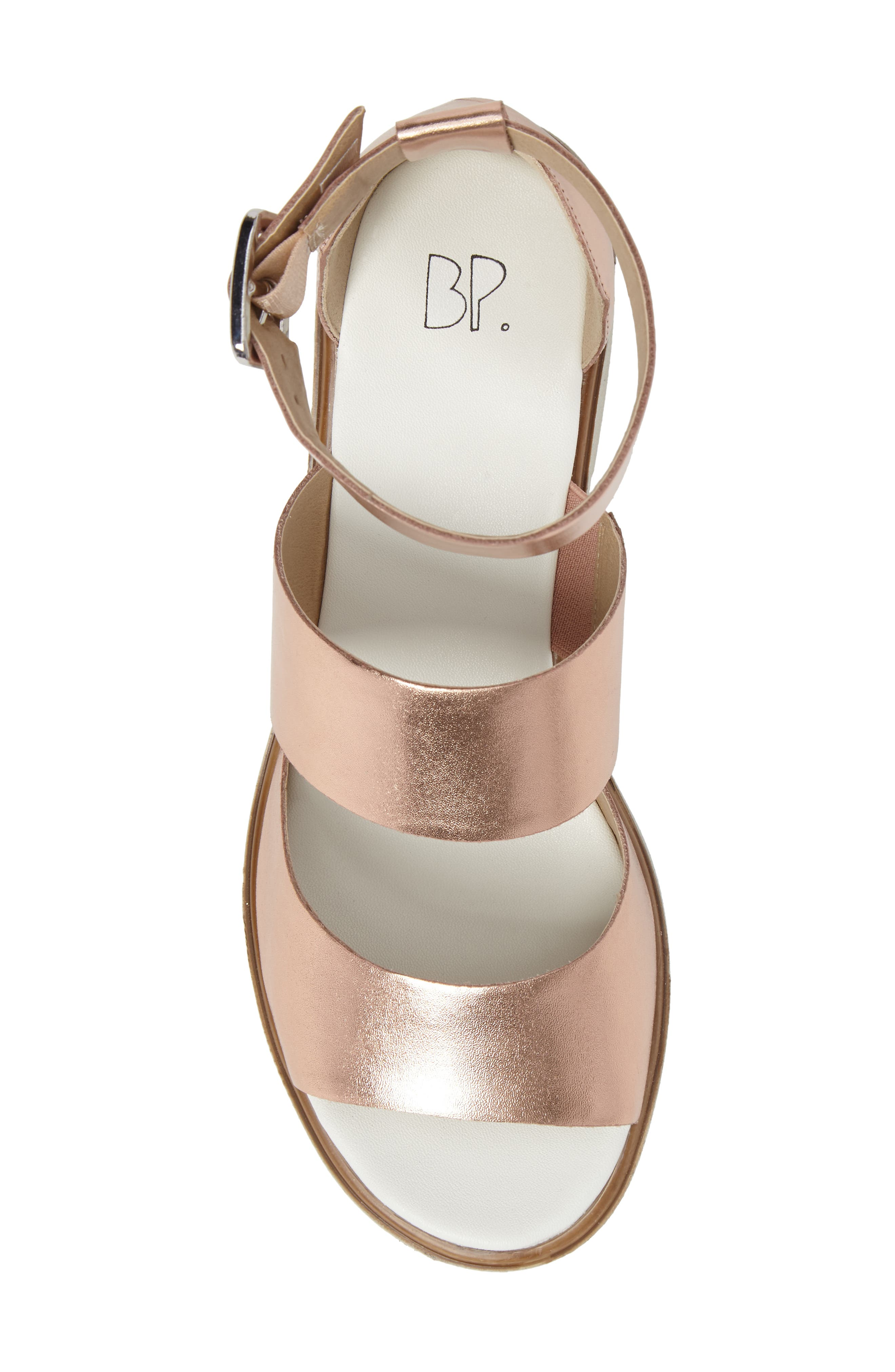 Alternate Image 5  - BP. Rowan Platform Sandal (Women)
