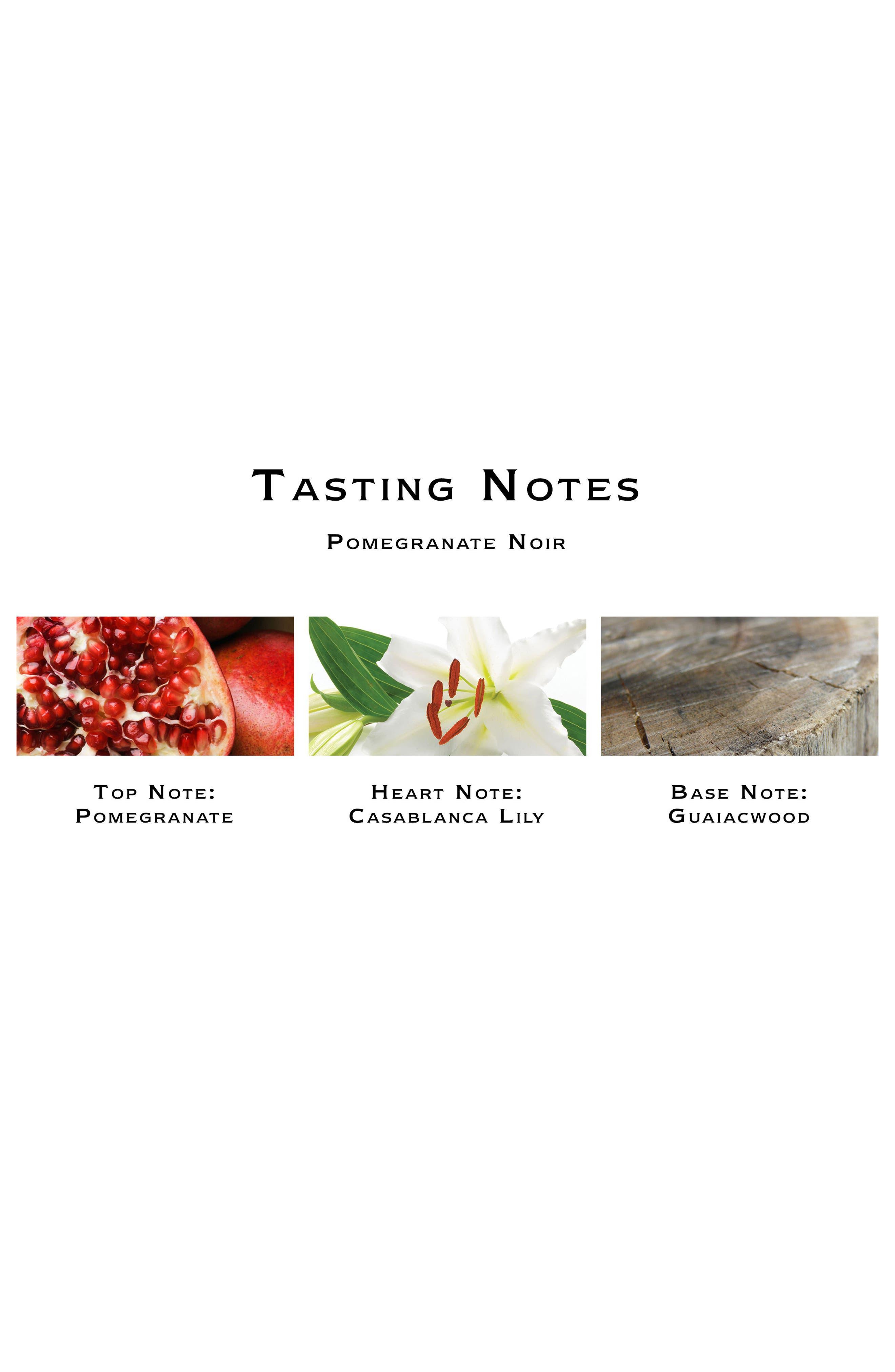 Jo Malone<sup>™</sup> 'Pomegranate Noir' Luxury Candle,                             Alternate thumbnail 2, color,                             No Color