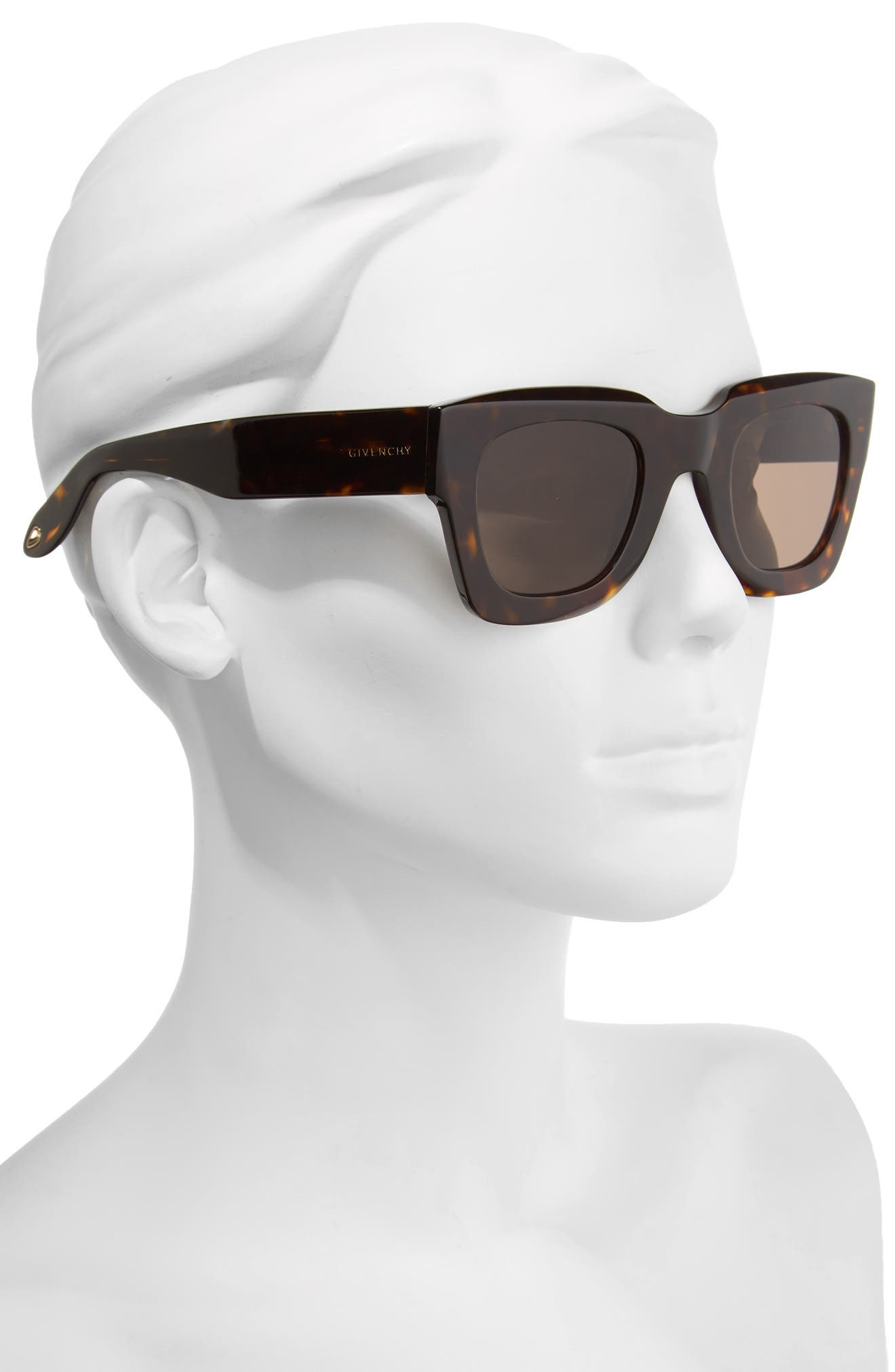 Alternate Image 2  - Givenchy 48mm Square Sunglasses