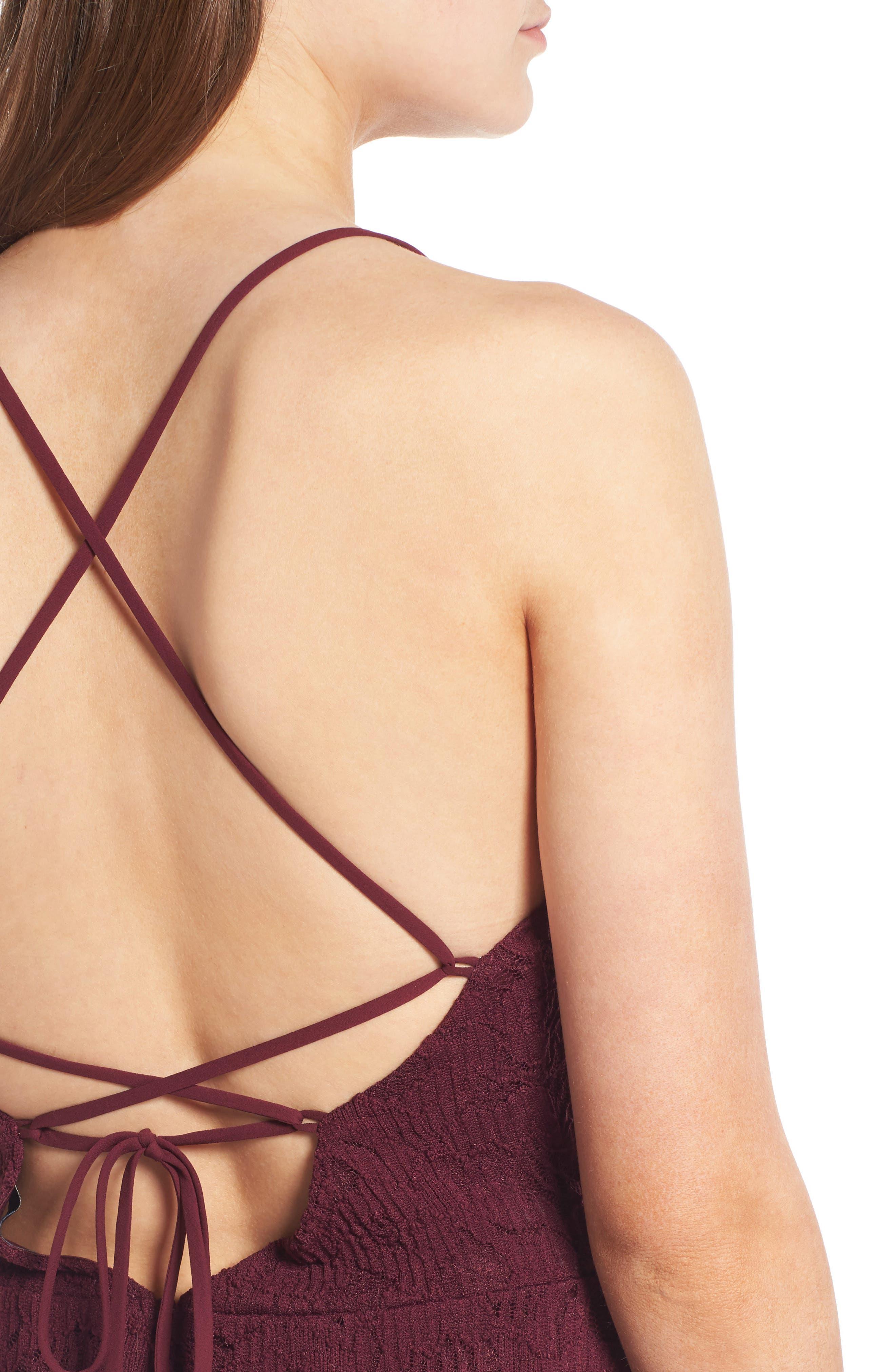 Alternate Image 4  - Soprano Lace Body-Con Dress