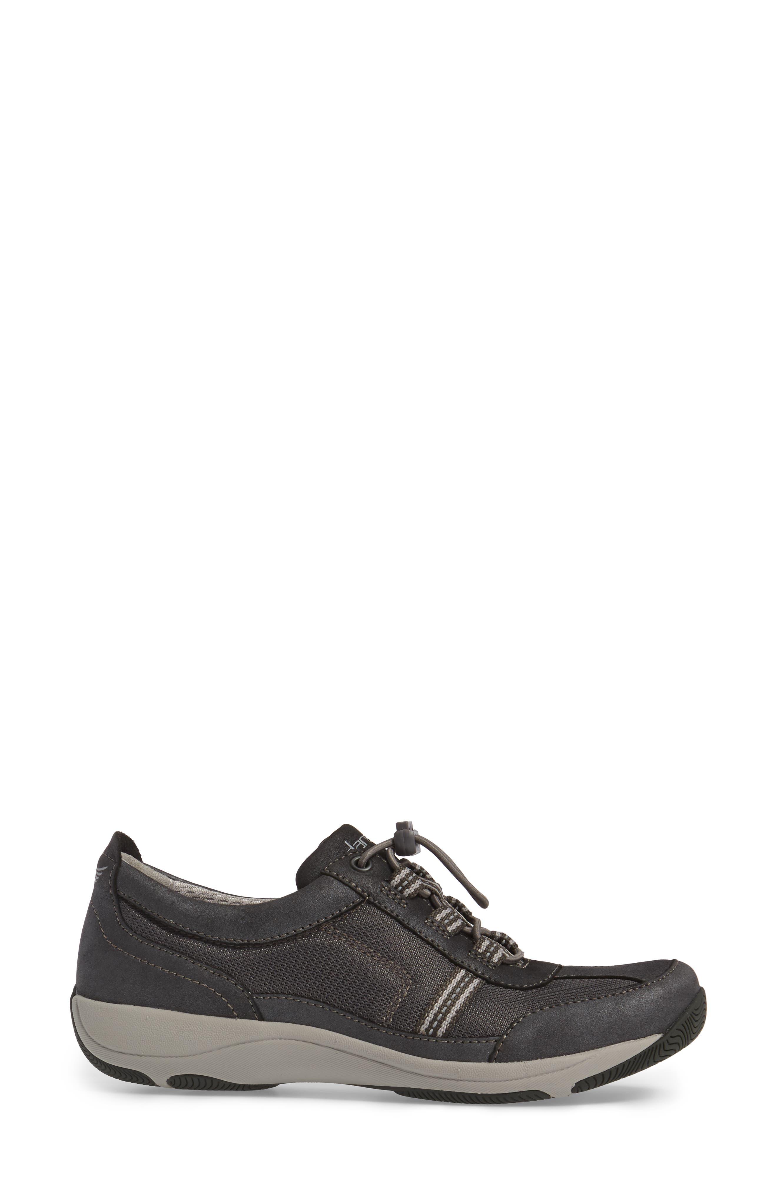 Alternate Image 3  - Dansko 'Helen' Suede & Mesh Sneaker (Women)