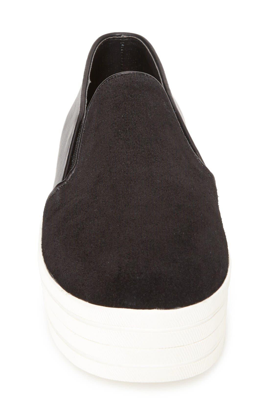 Alternate Image 7  - Steve Madden 'Buhba' Slip-On Sneaker (Women)