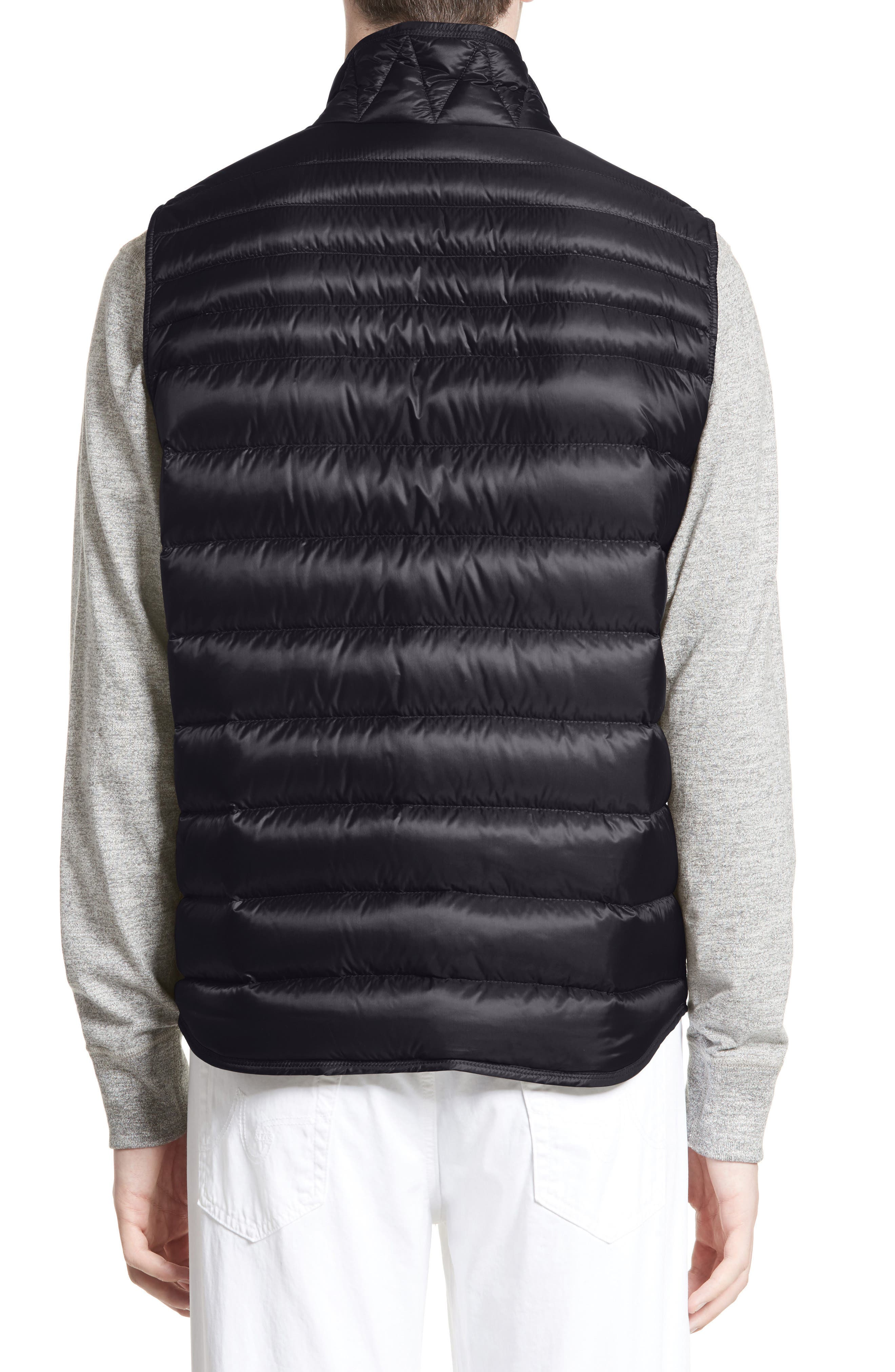 Alternate Image 2  - Moncler Ever Quilted Vest