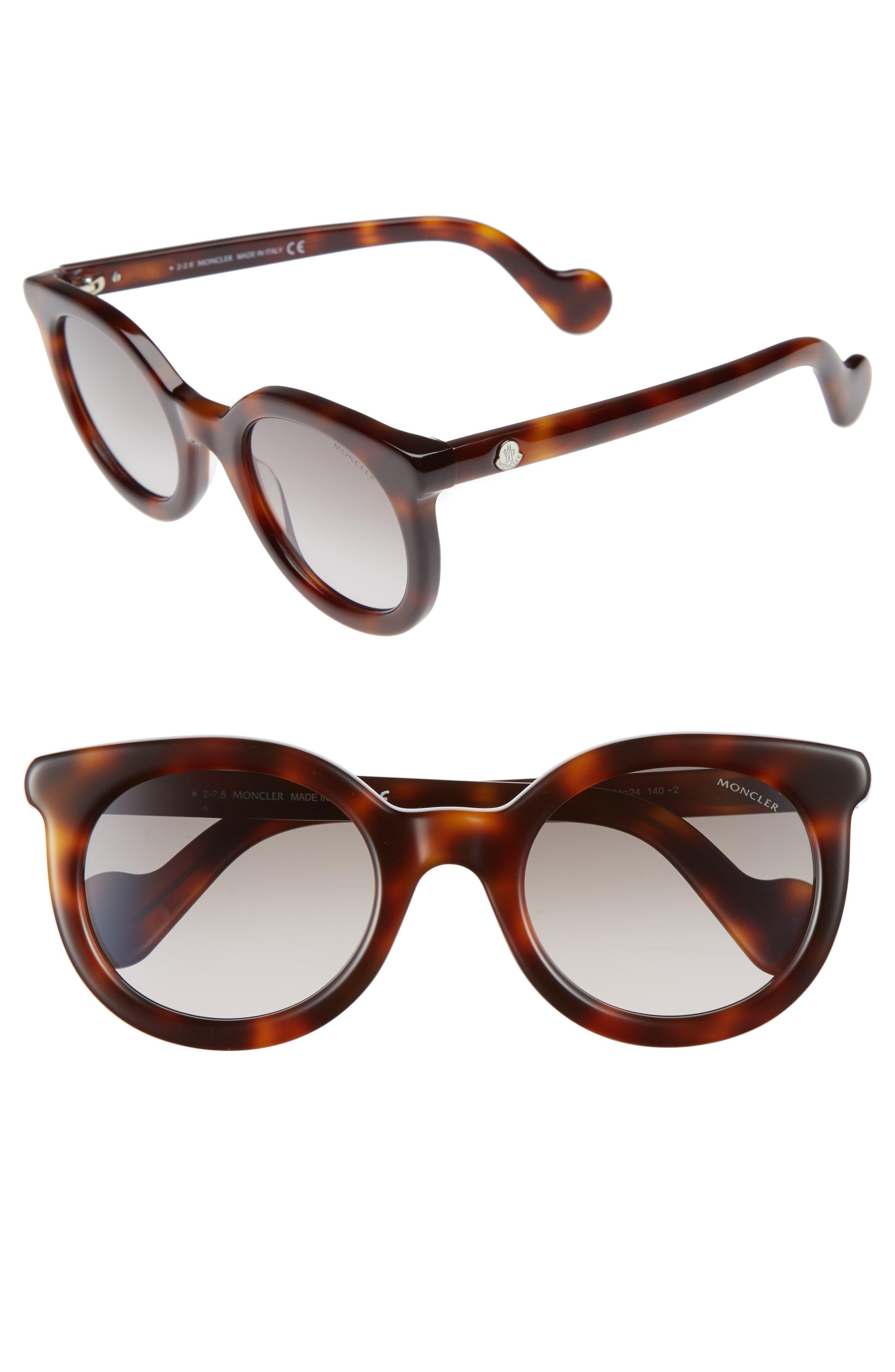 Moncler 51mm Sunglasses