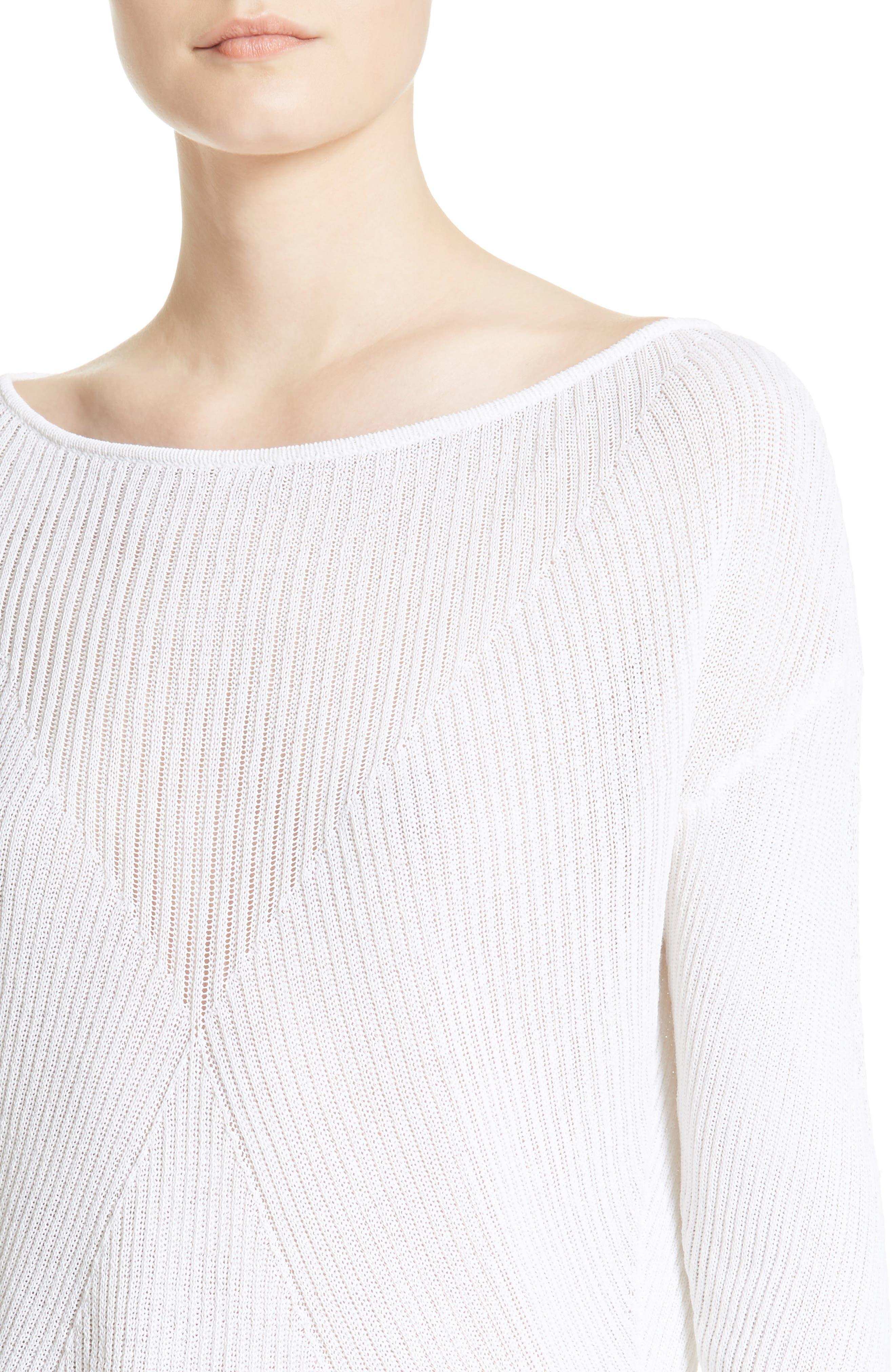 Alternate Image 4  - rag & bone Gretchen Pullover