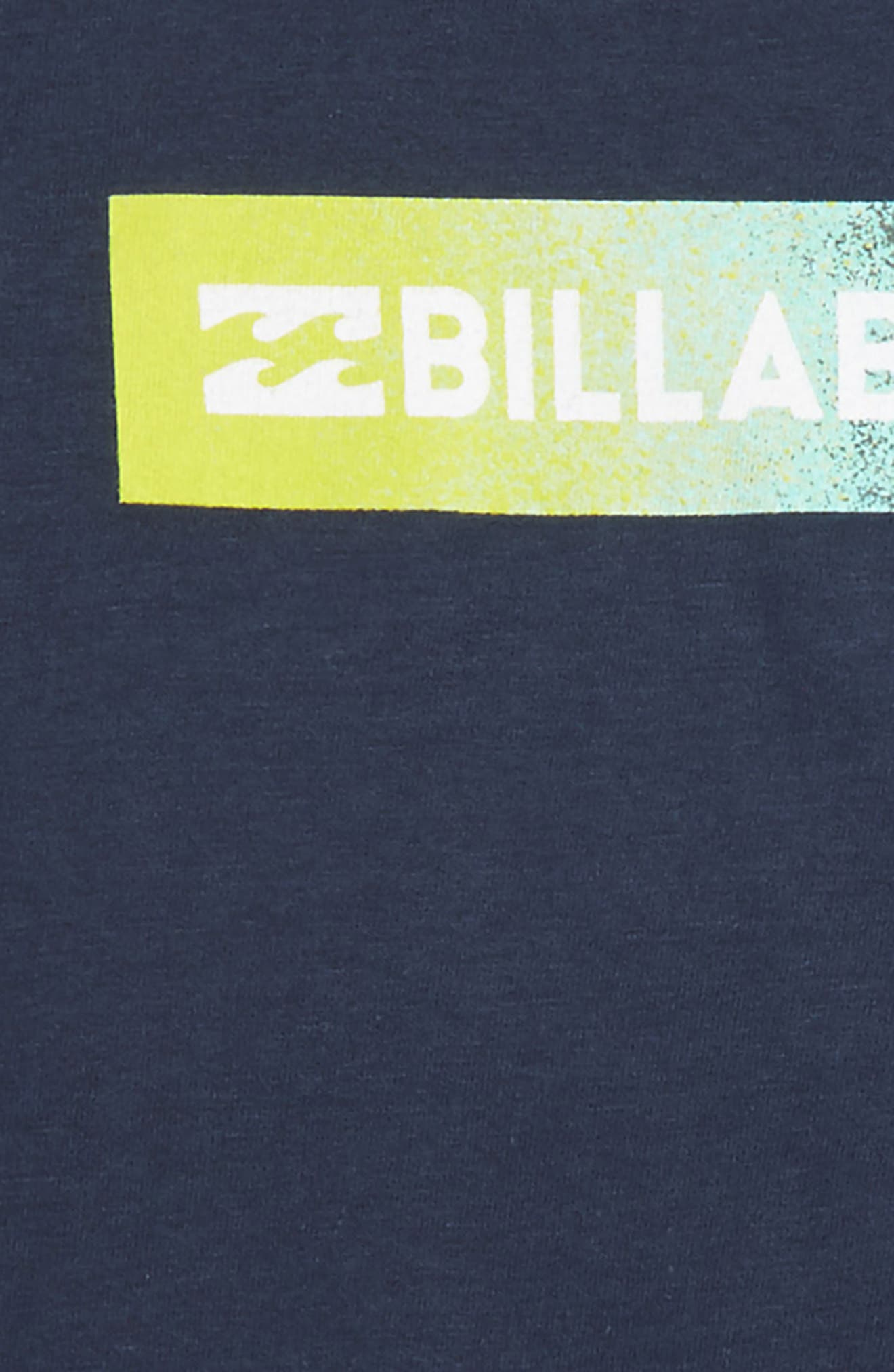 Unity Block Graphic T-Shirt,                             Alternate thumbnail 2, color,                             Navy