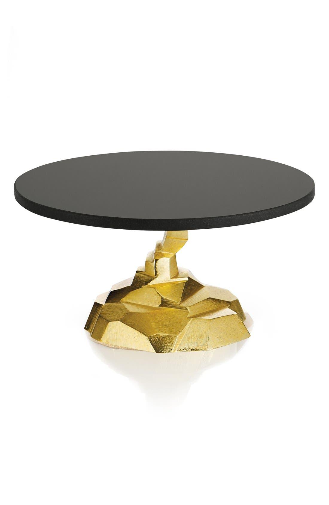 Michael Aram 'Rock' Cake Stand