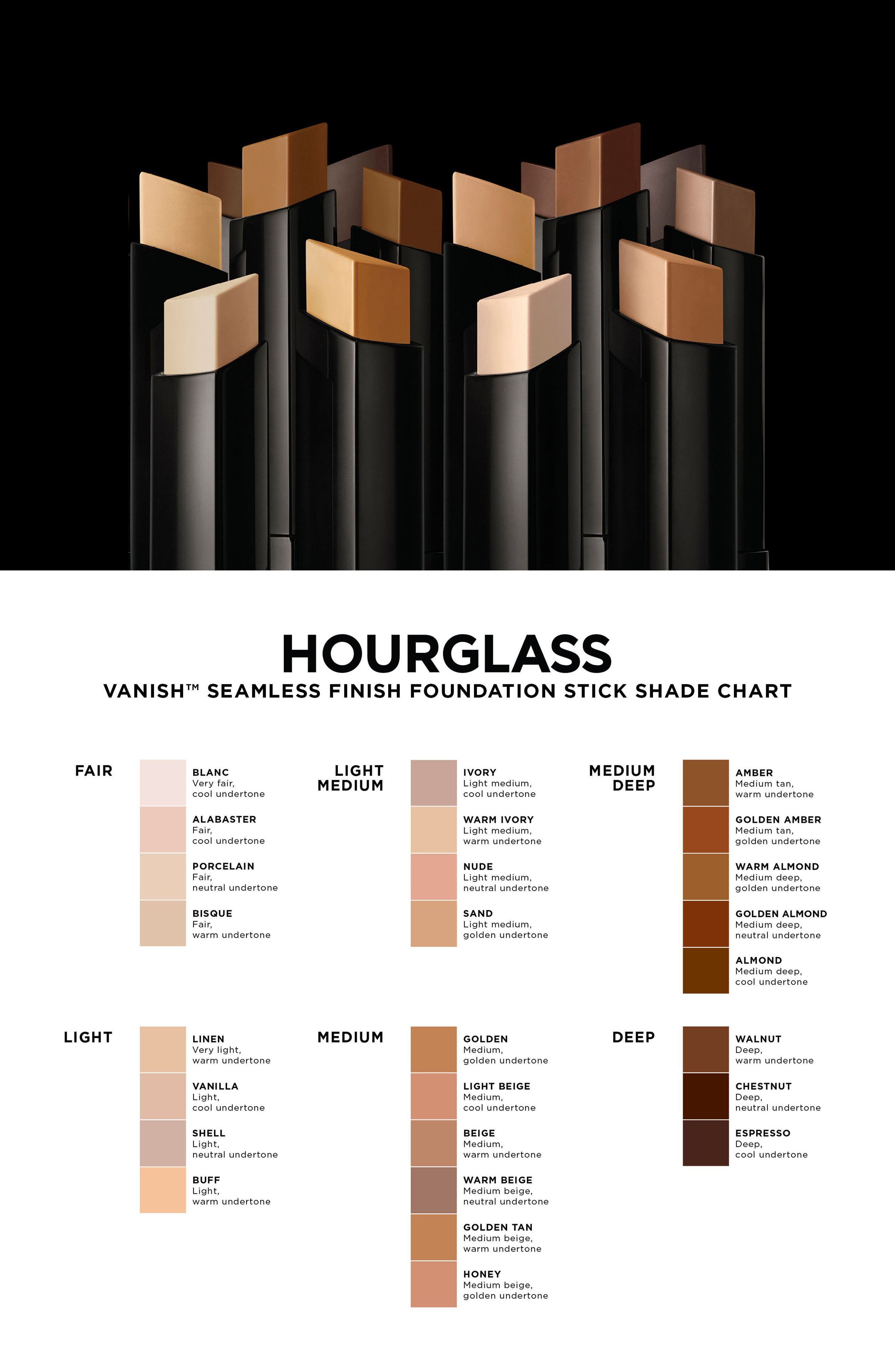 Alternate Image 4  - HOURGLASS Vanish™ Seamless Finish Foundation Stick