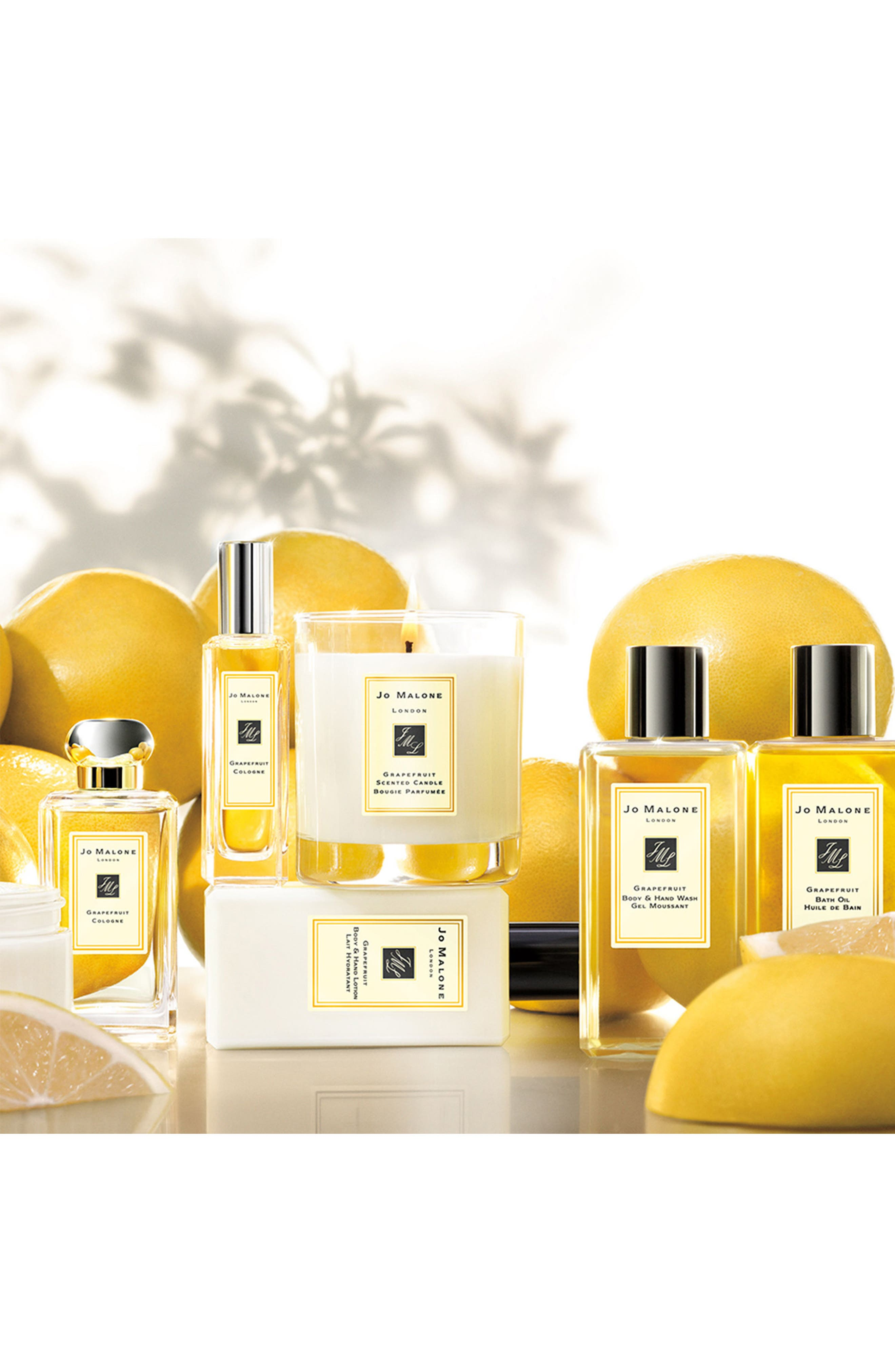 Alternate Image 2  - Jo Malone™ 'Grapefruit' Bath Oil (8.5 oz.)