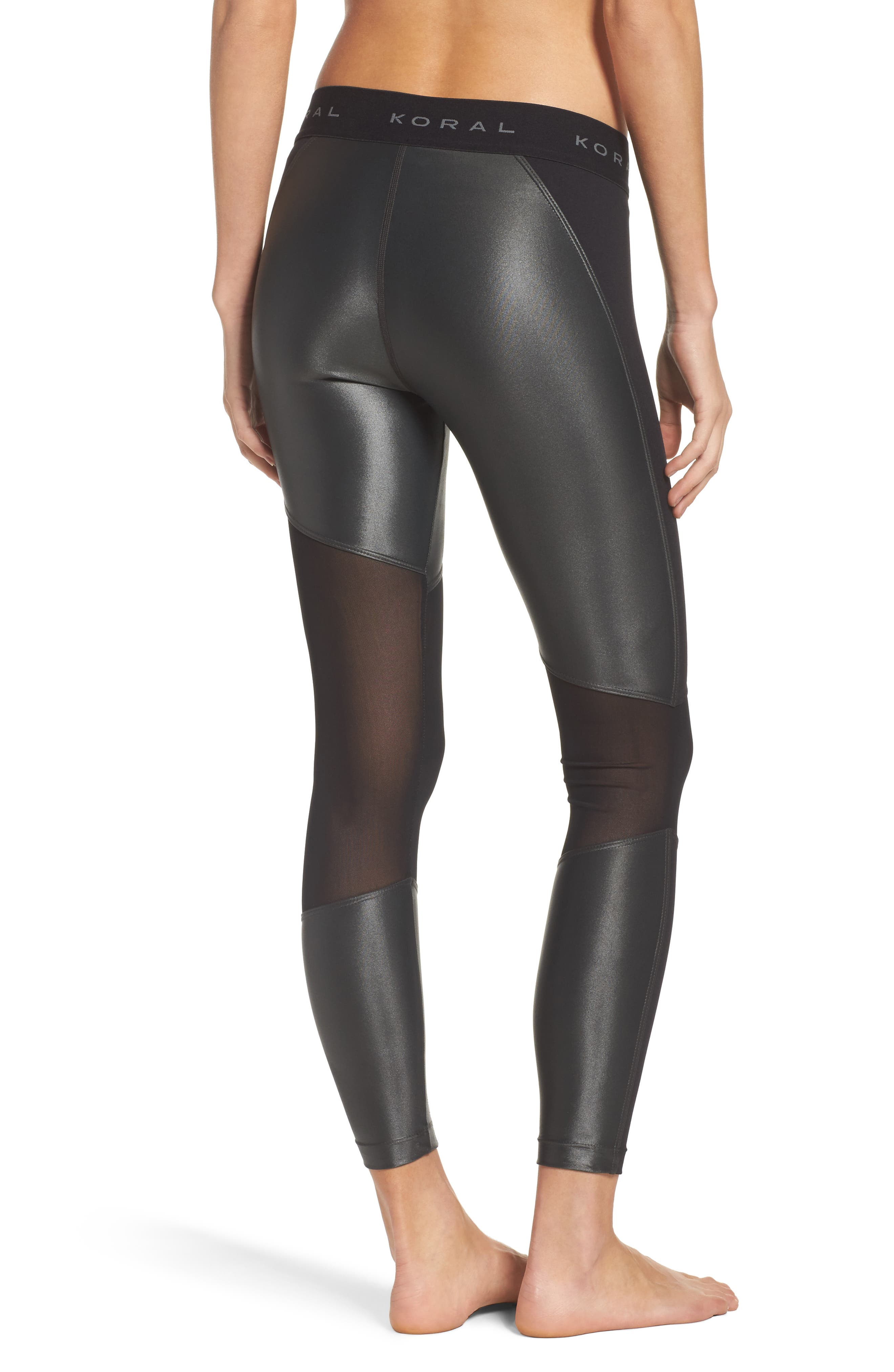 Alternate Image 2  - Koral Restore Leggings