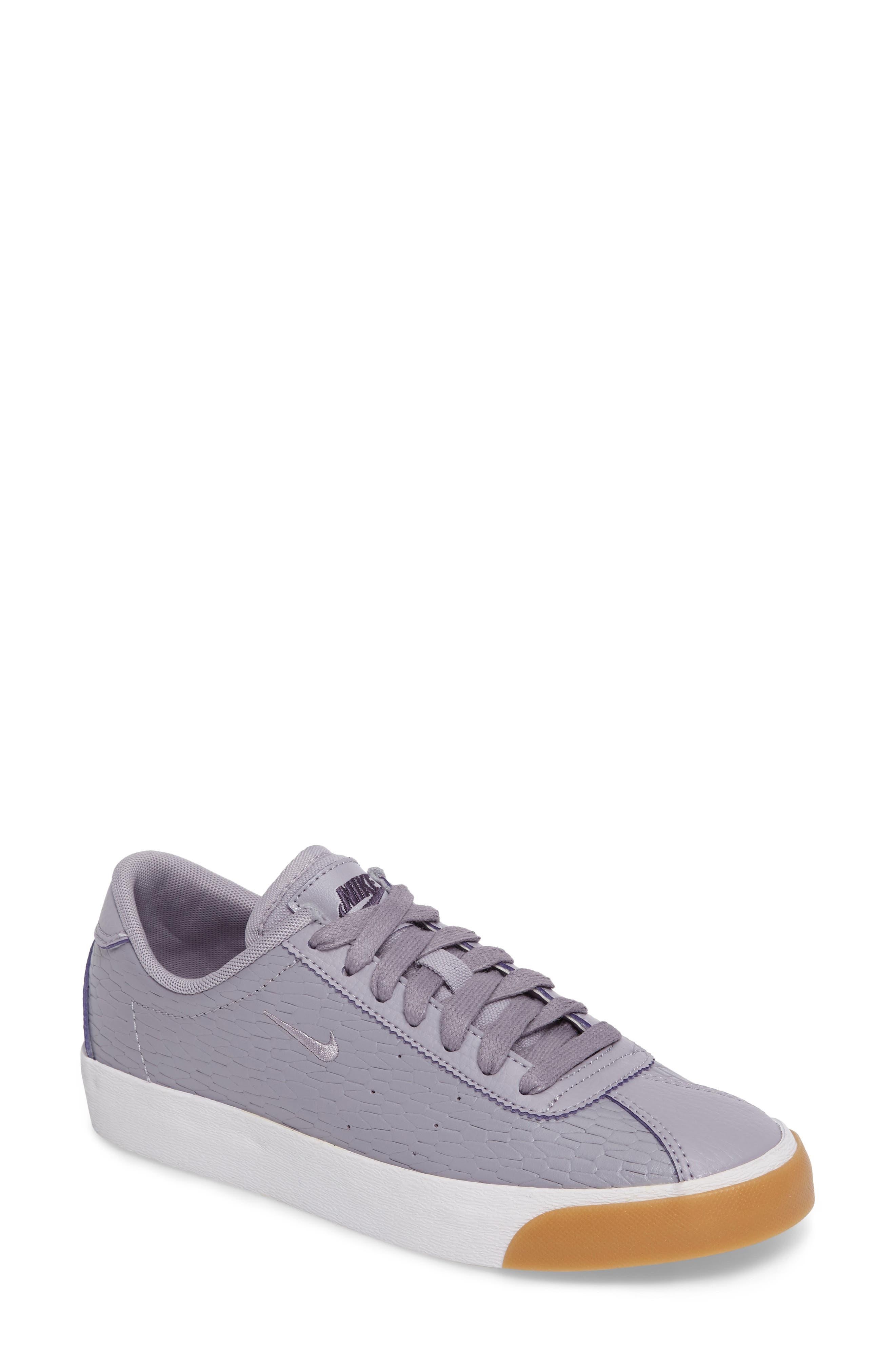 Match Classic Sneaker,                             Main thumbnail 1, color,                             Provence Purple/ Purple