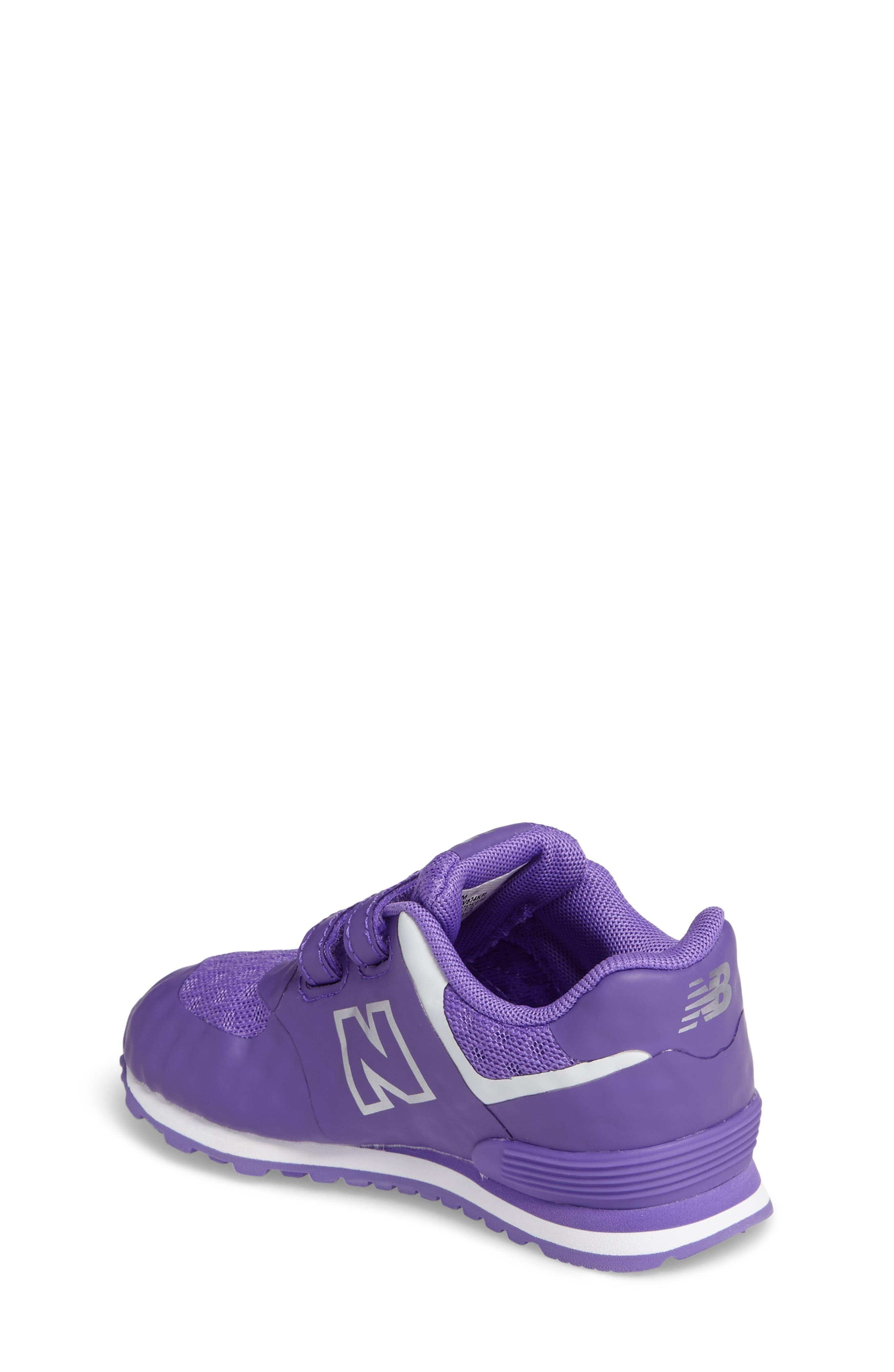 Alternate Image 2  - New Balance 574 Sneaker (Baby, Walker, Toddler, Little Kid & Big Kid)