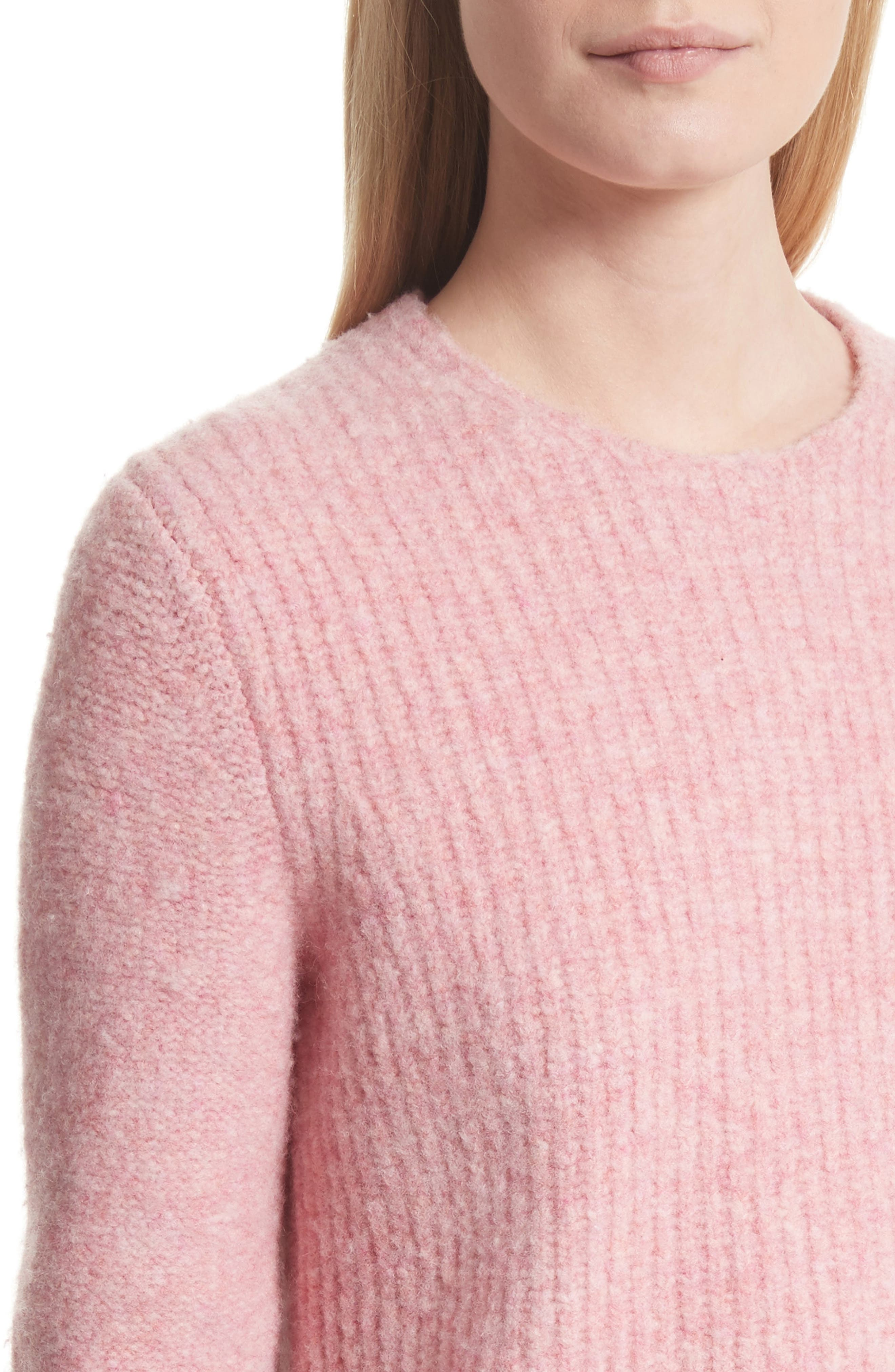 Alternate Image 5  - rag & bone Francie Merino Wool Blend Sweater