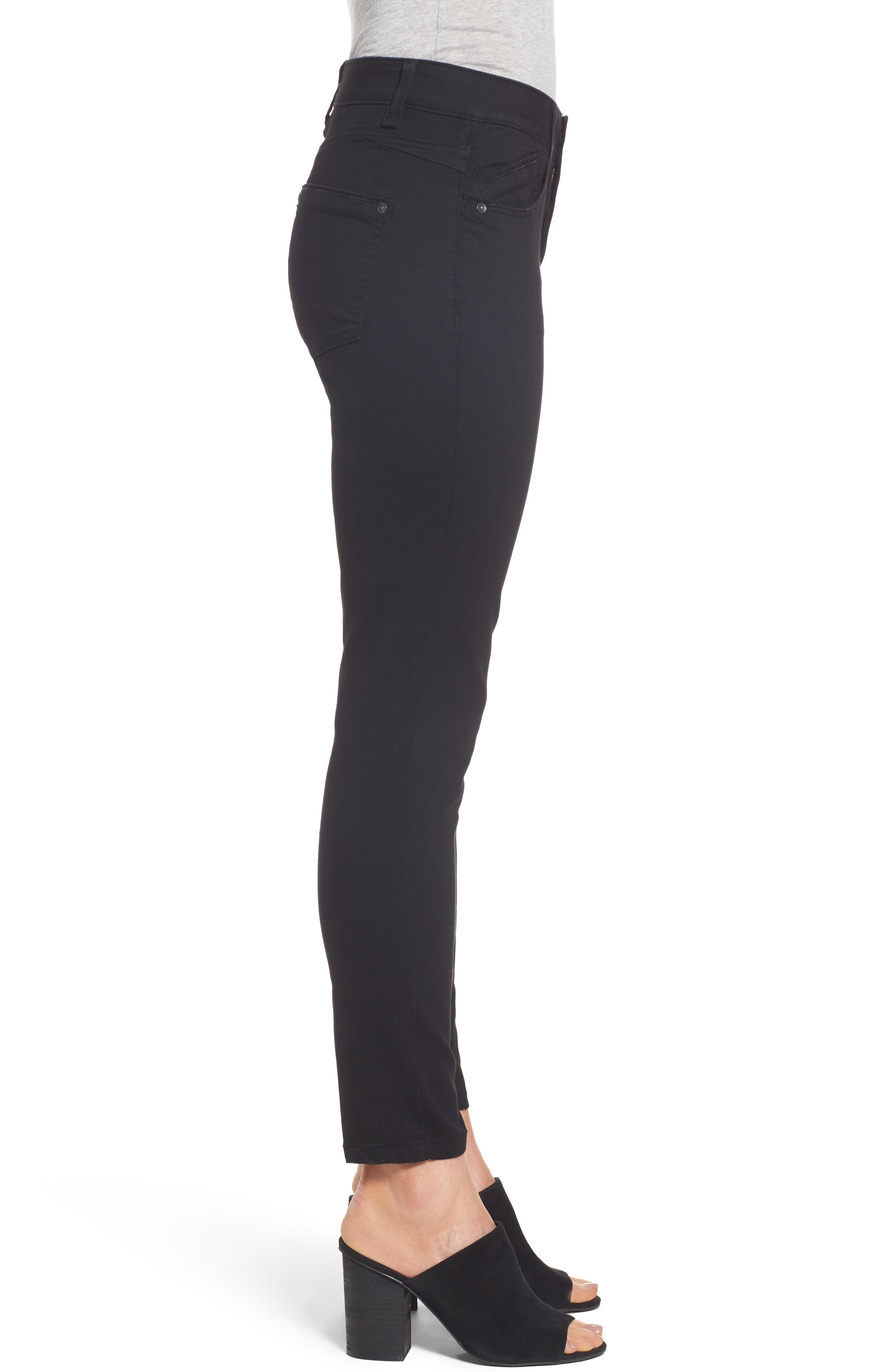 Alternate Image 3  - Wit & Wisdom Ab-solution Stretch Ankle Skinny Jeans (Regular & Petite) (Nordstrom Exclusive)