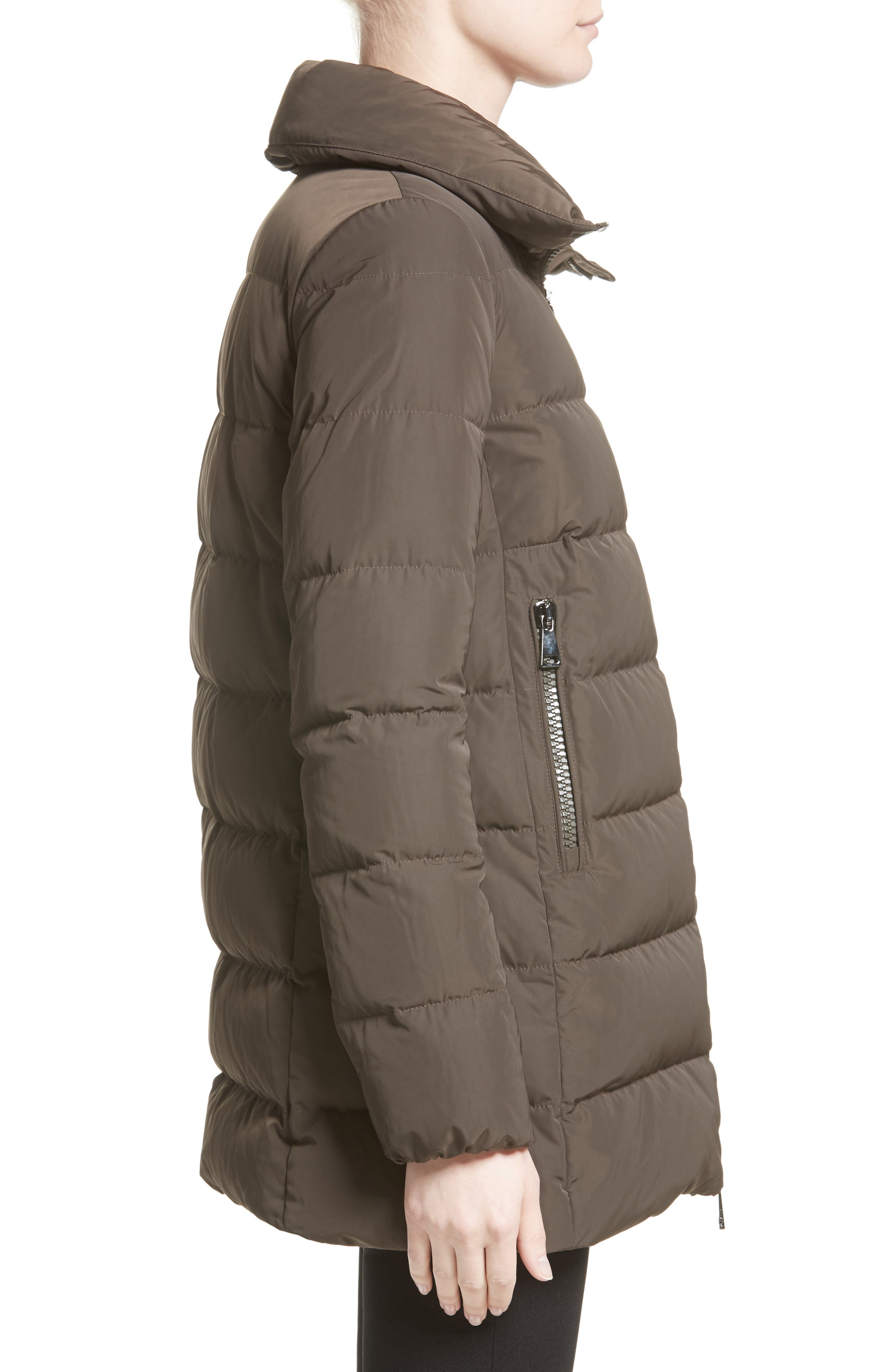 Alternate Image 3  - Moncler Petrea Quilted Down Puffer Jacket
