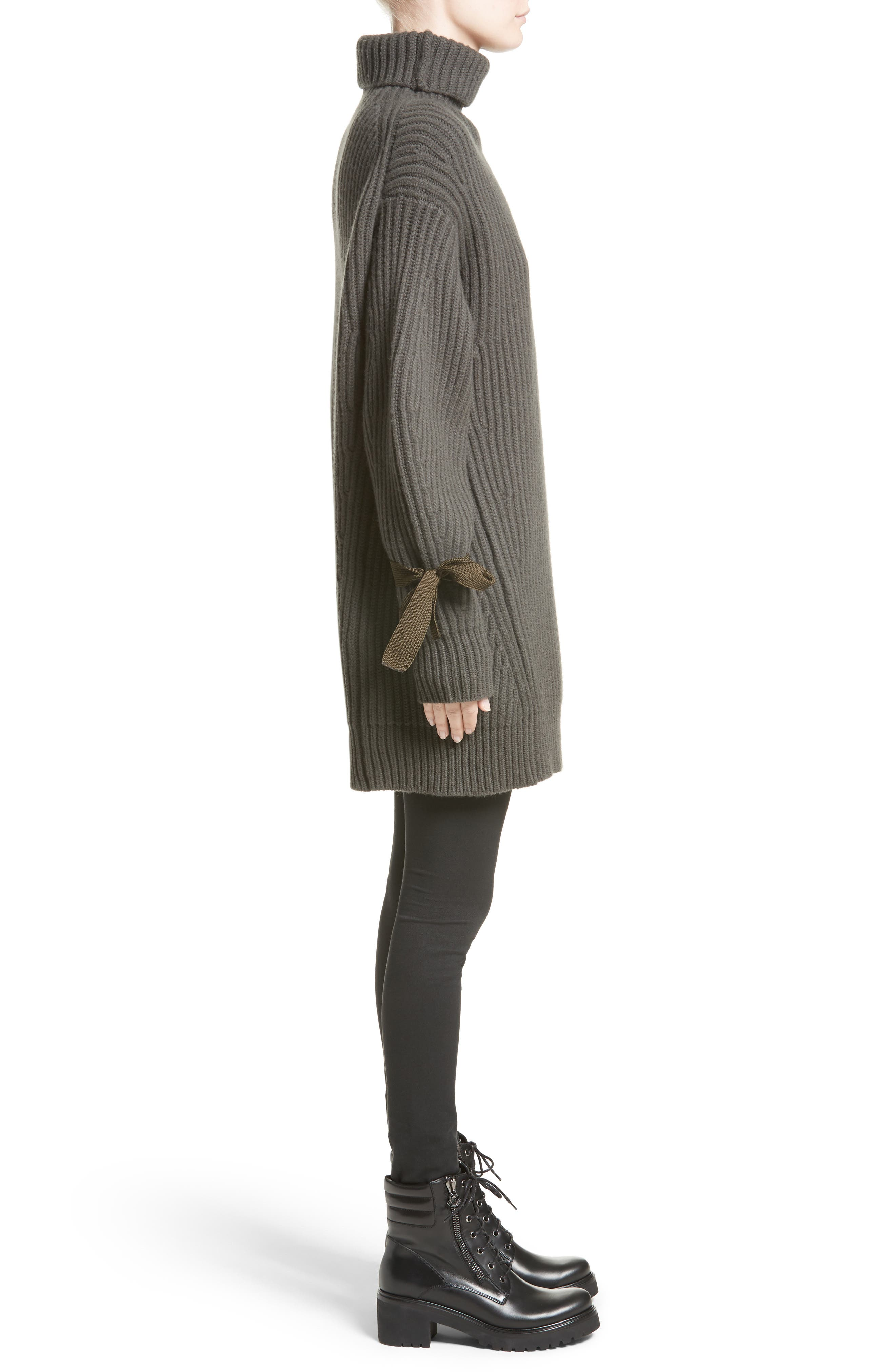 Alternate Image 5  - Moncler Ciclista Wool & Cashmere Sweater