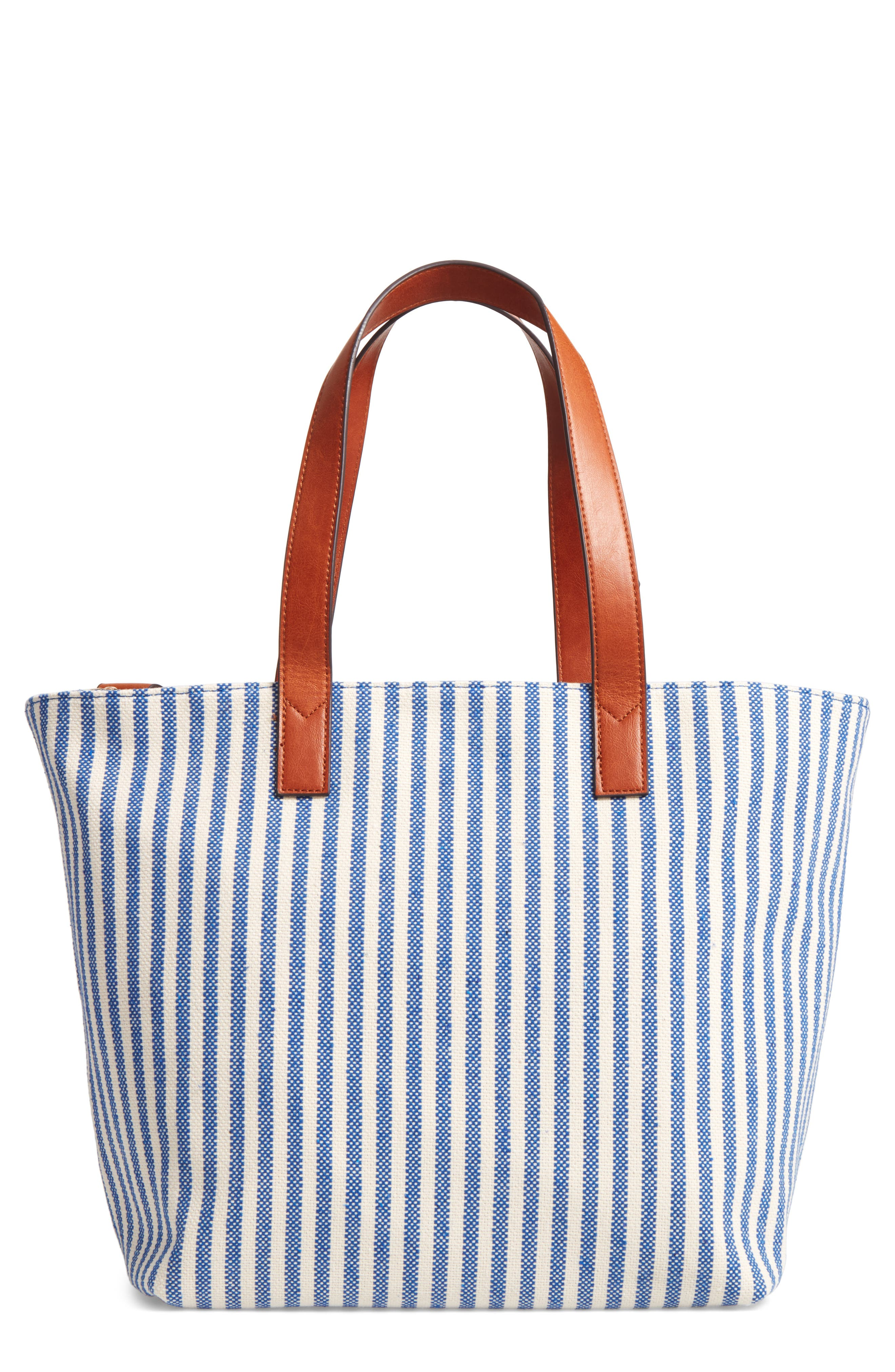 SOLE SOCIETY Linds Fabric Tote